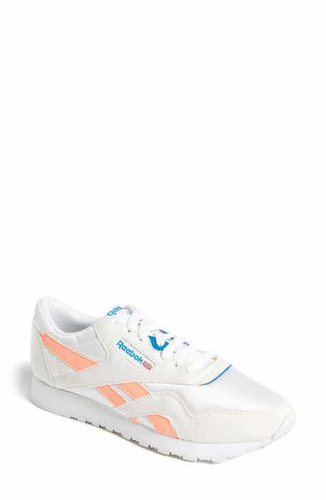 Reebok Classic Nylon TXT Sneaker (Women) 6c6ef372c