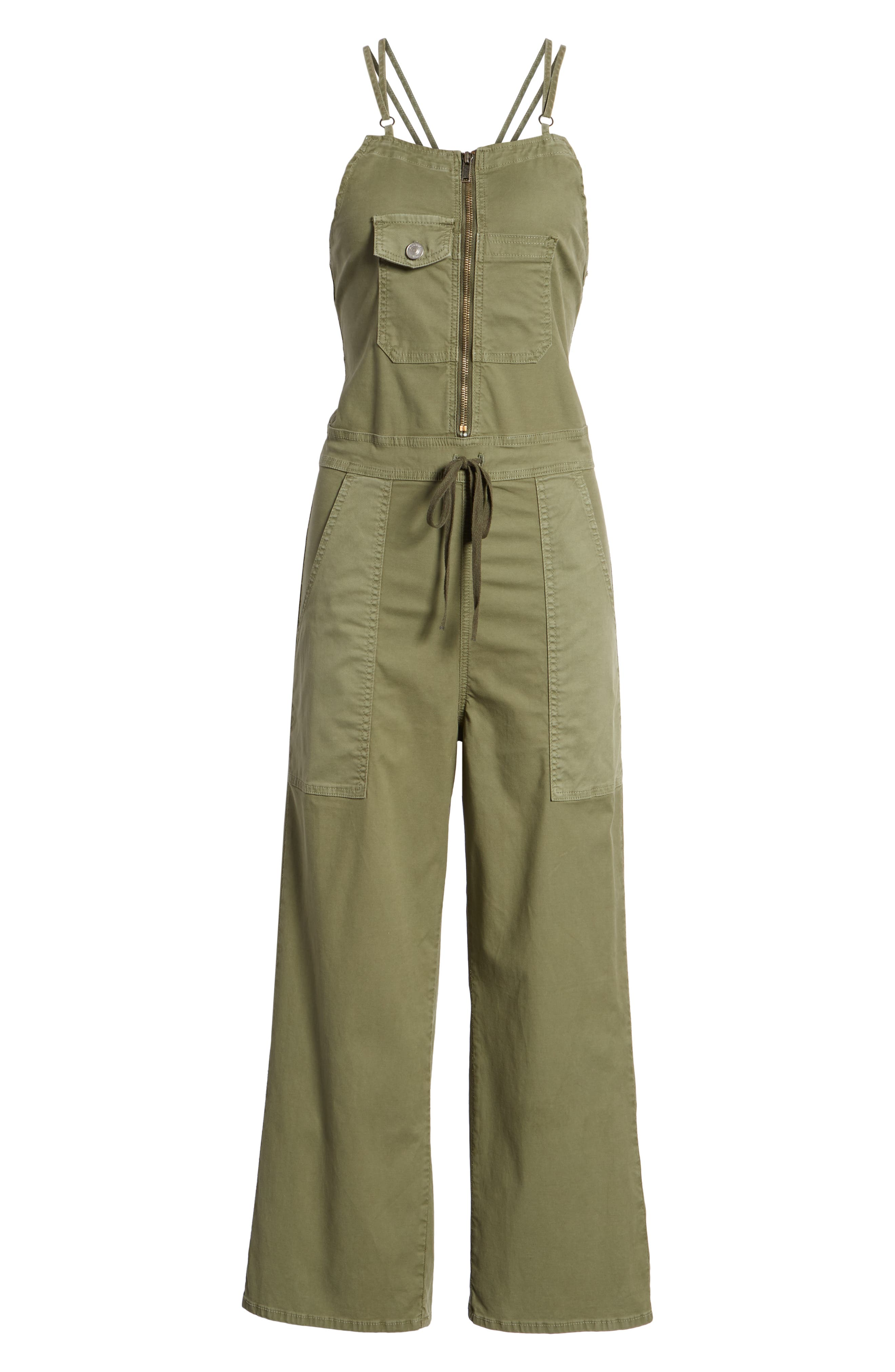 The Leverage Jumpsuit,                             Alternate thumbnail 7, color,                             Forester