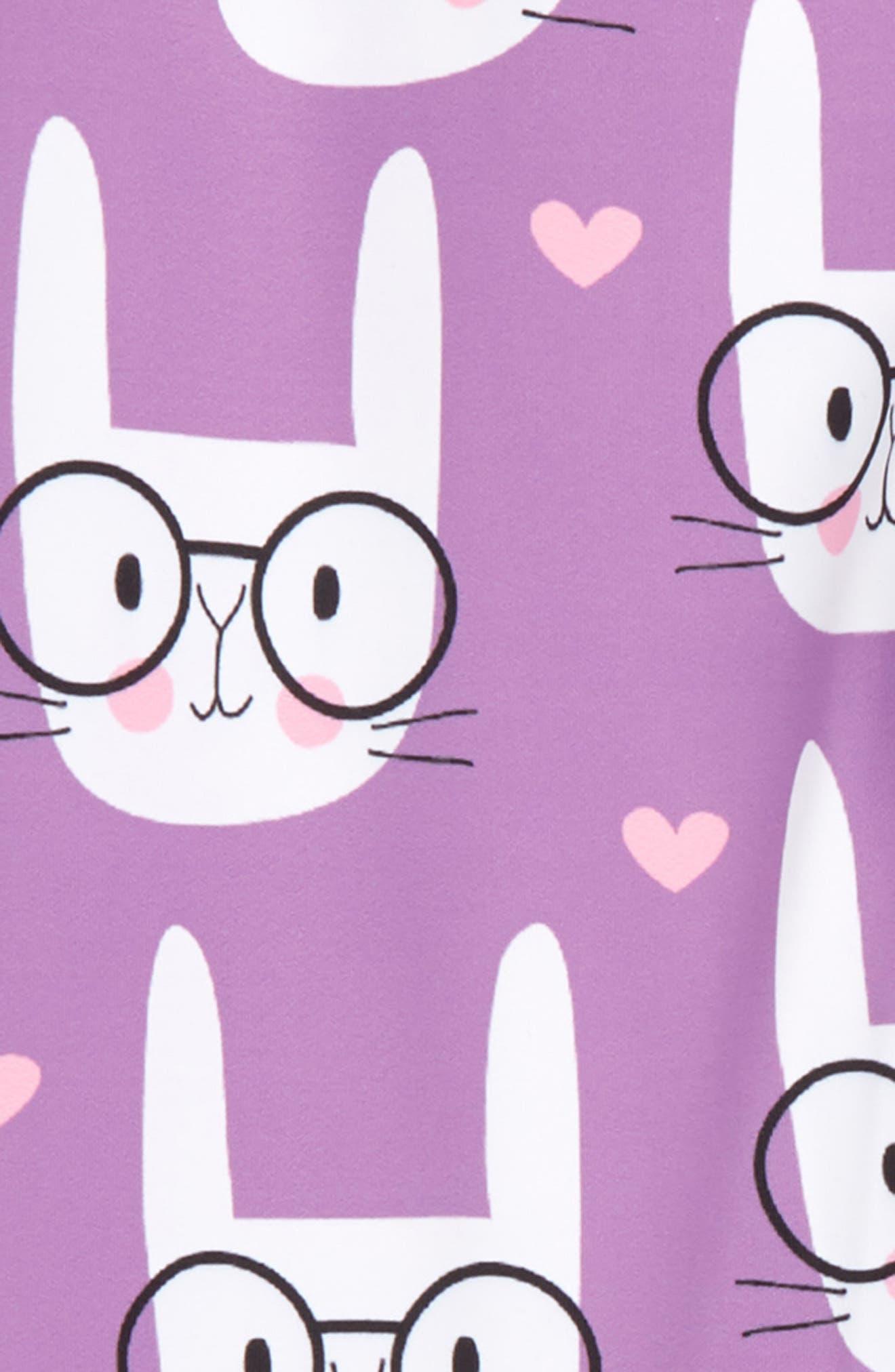 Hunny Bunny Leggings,                             Alternate thumbnail 2, color,                             Purple