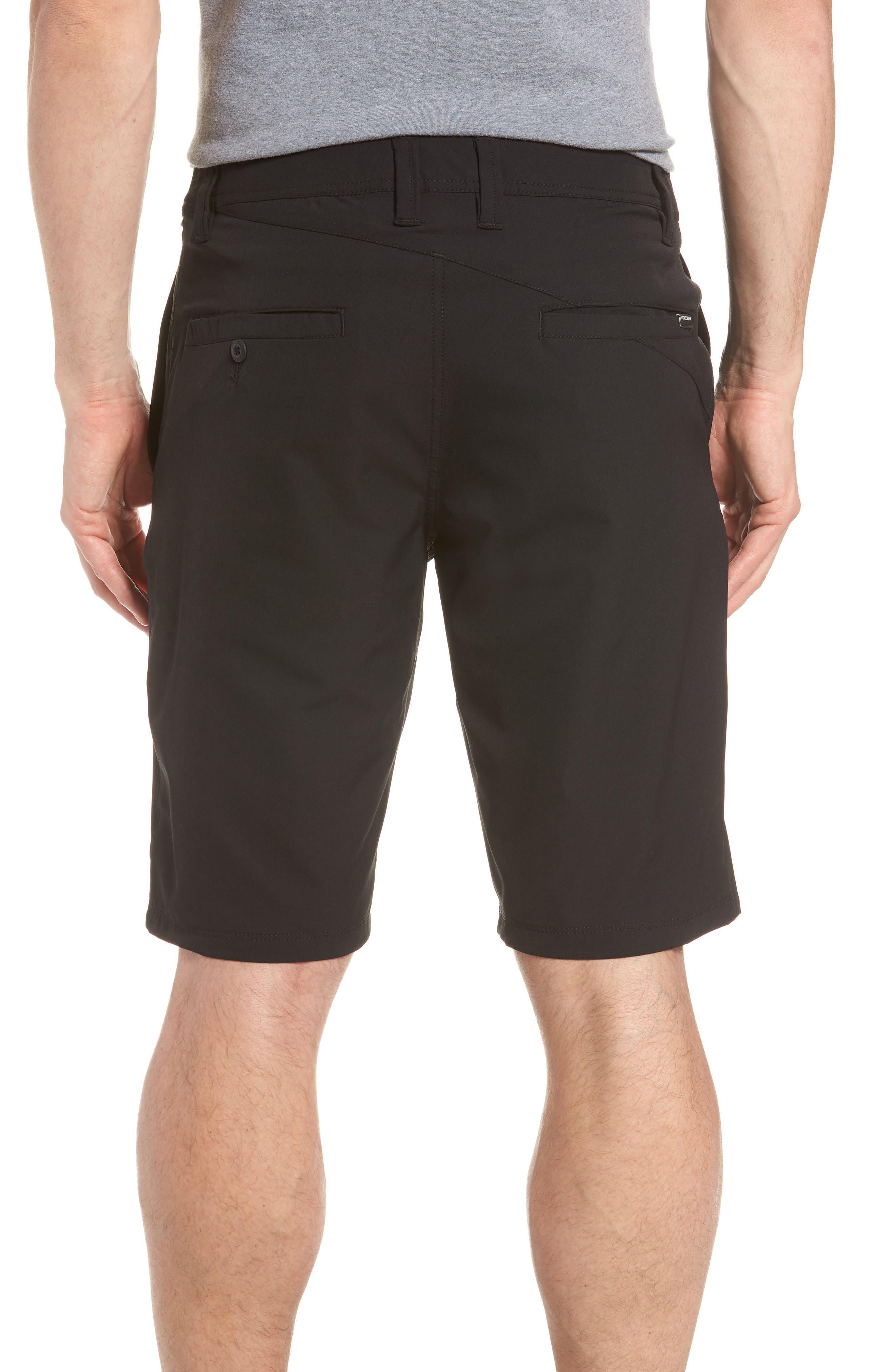 SNT Dry Hybrid Shorts,                             Alternate thumbnail 2, color,                             Black