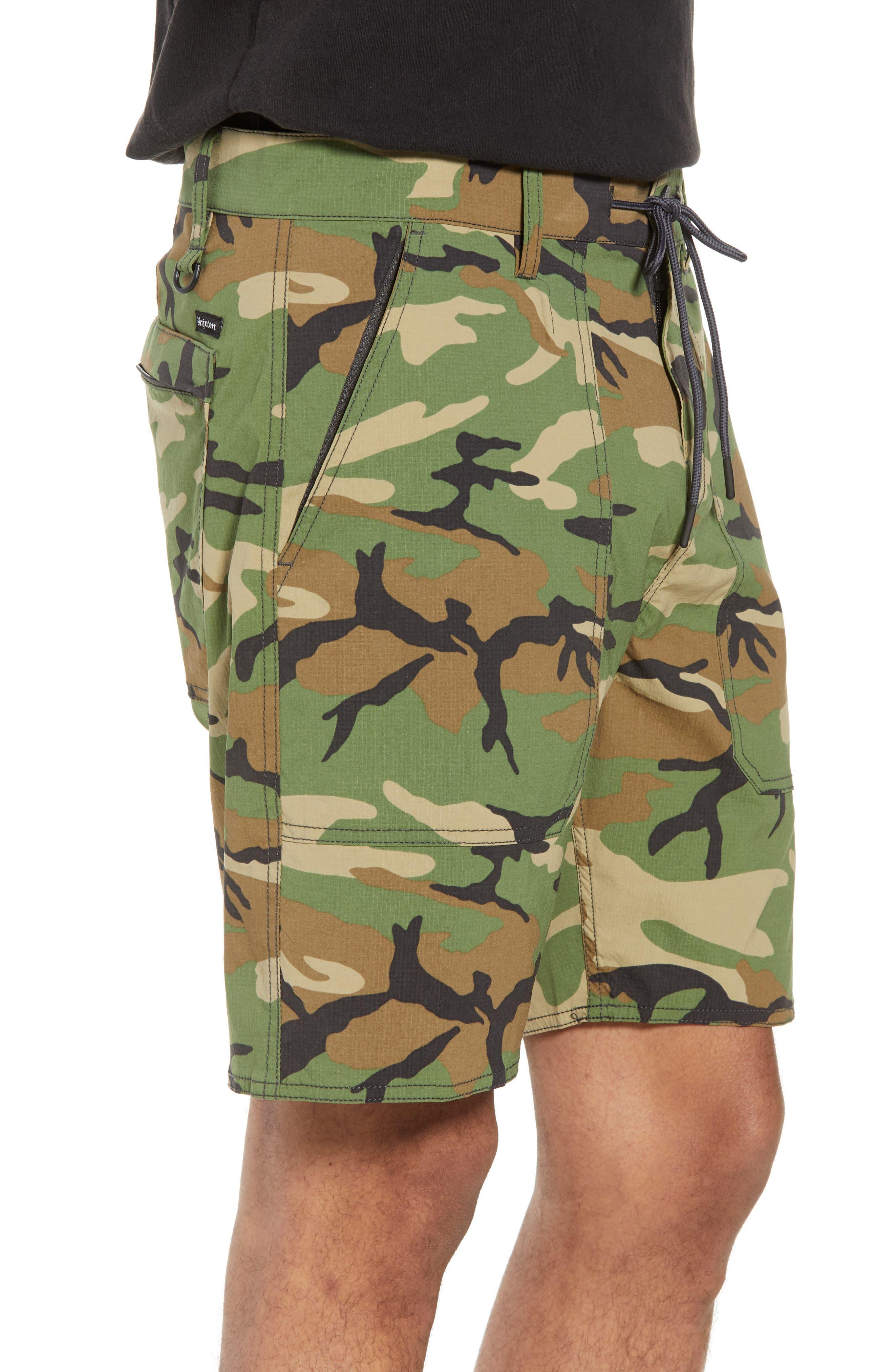 Prospect Service Shorts,                             Alternate thumbnail 3, color,                             Multi Camo