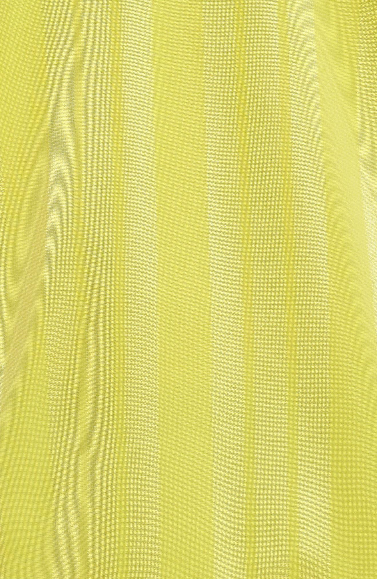 Originals Fashion League Jersey Tee,                             Alternate thumbnail 5, color,                             Prime Yellow