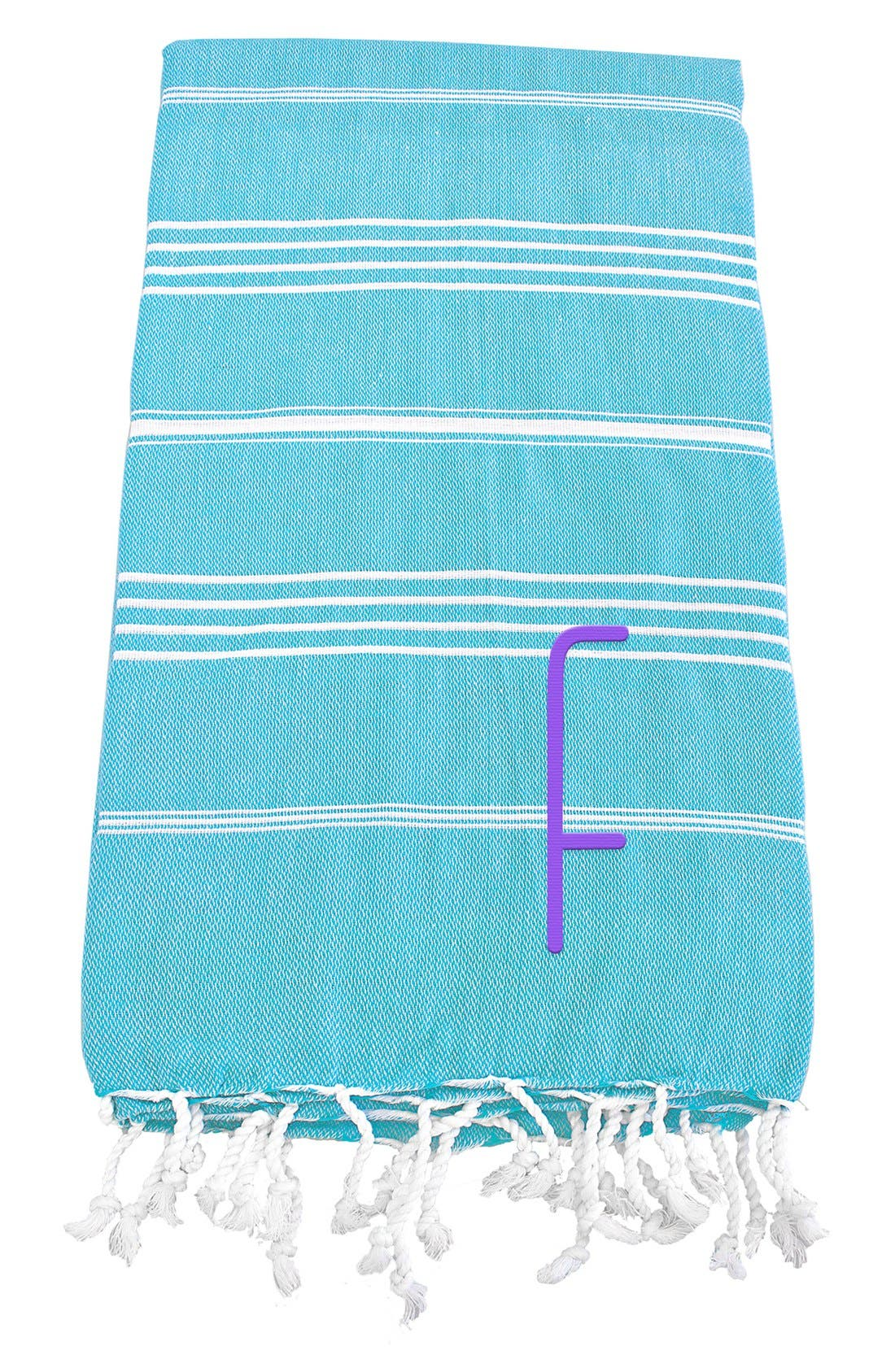 Main Image - Cathy's Concepts Monogram Turkish Cotton Towel