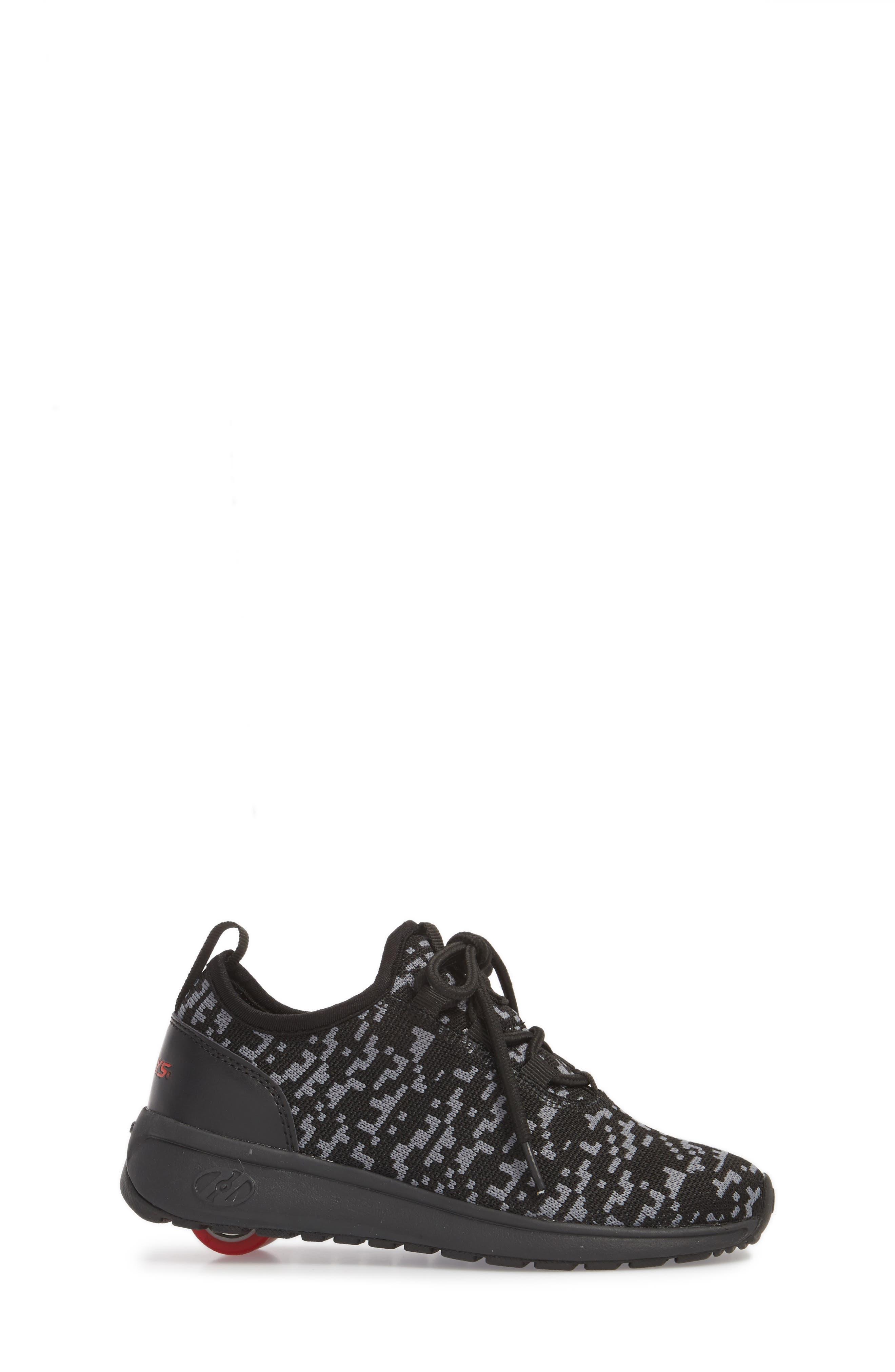 Player Sneaker,                             Alternate thumbnail 6, color,                             Black/ Red
