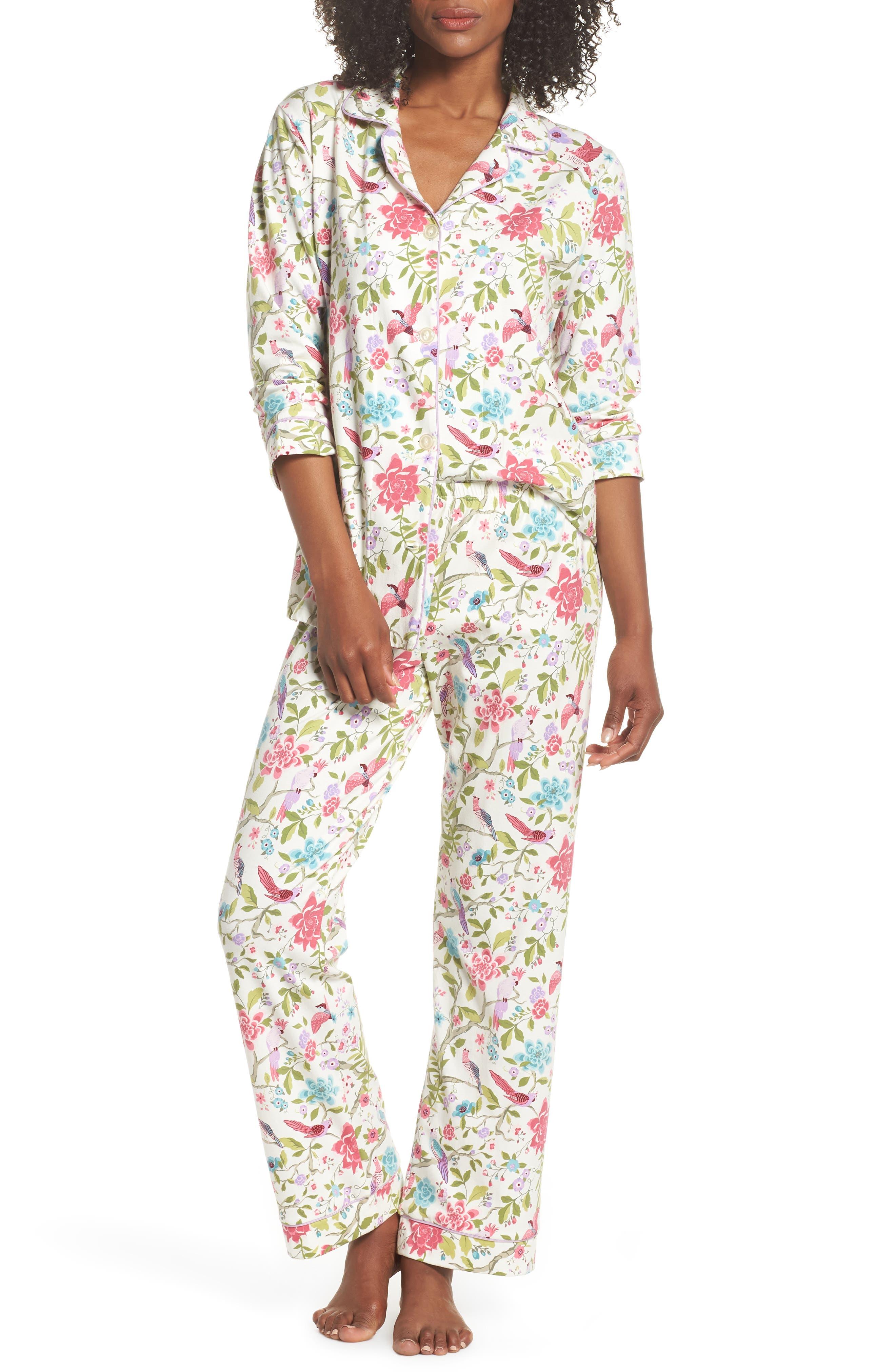 Twinkle Pajamas,                             Main thumbnail 1, color,                             Aviary