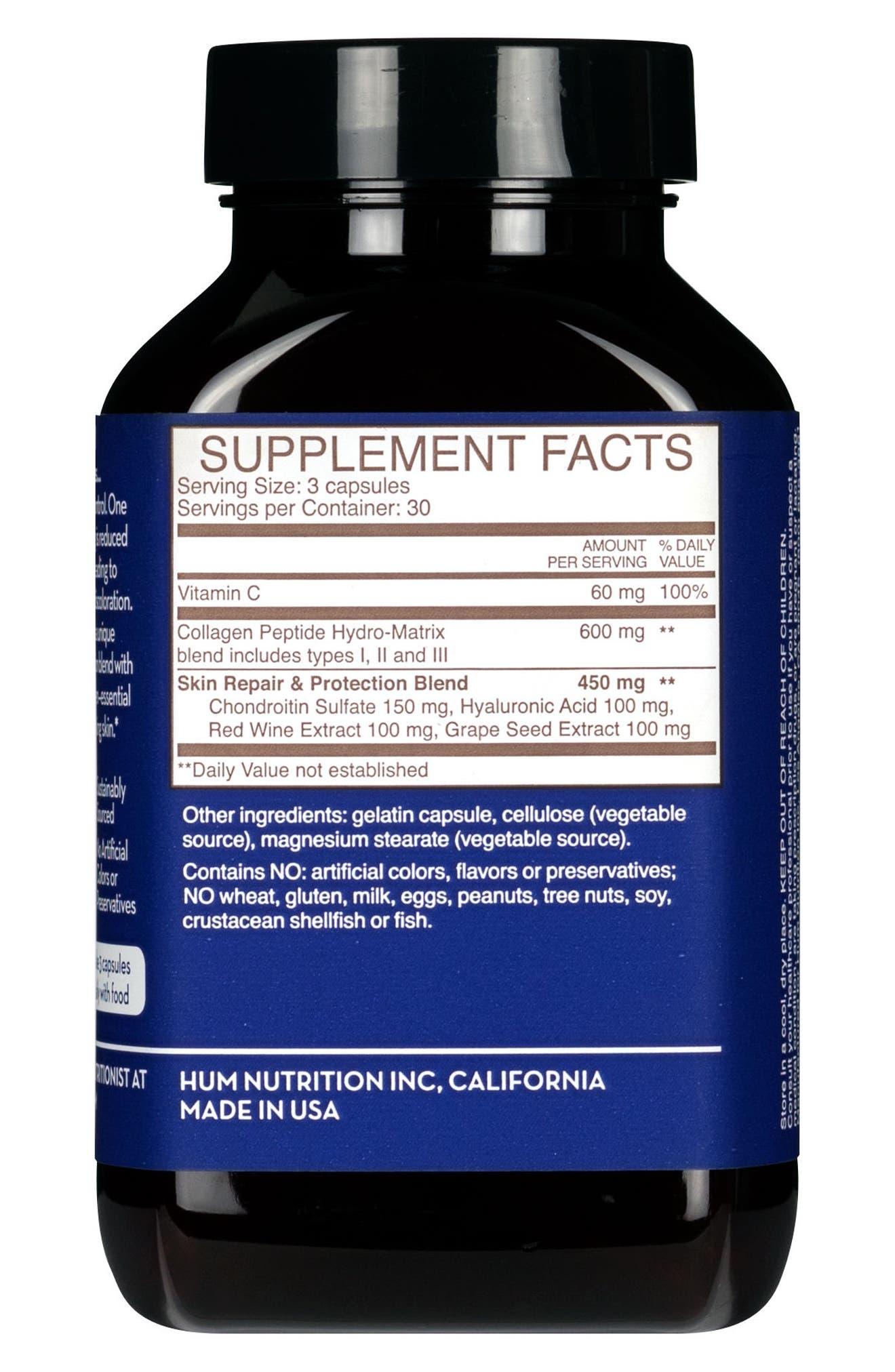 Collagen Love Skin Firming Supplement,                             Alternate thumbnail 5, color,                             No Color