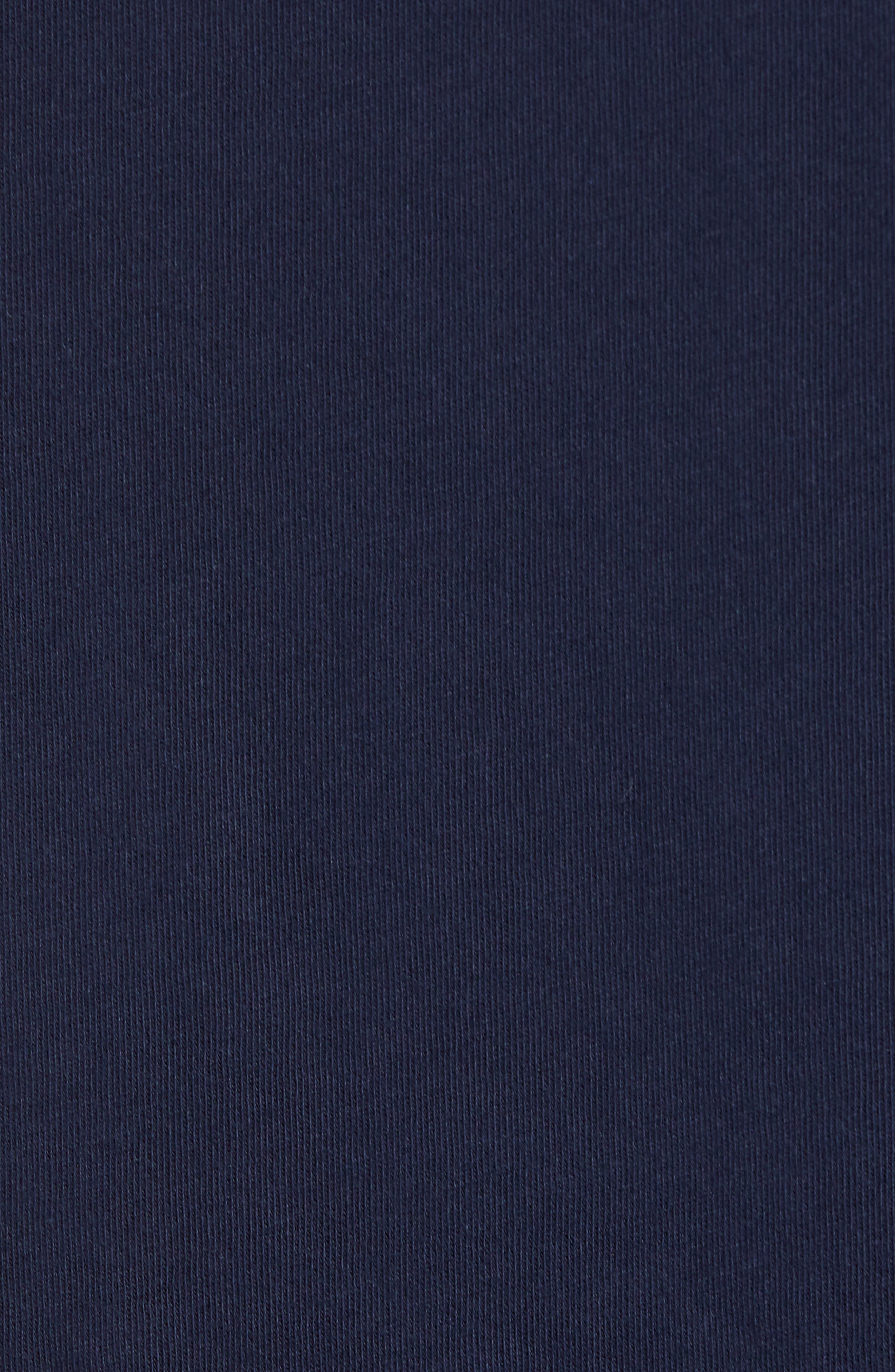 Graphic T-Shirt,                             Alternate thumbnail 5, color,                             Navy Blue
