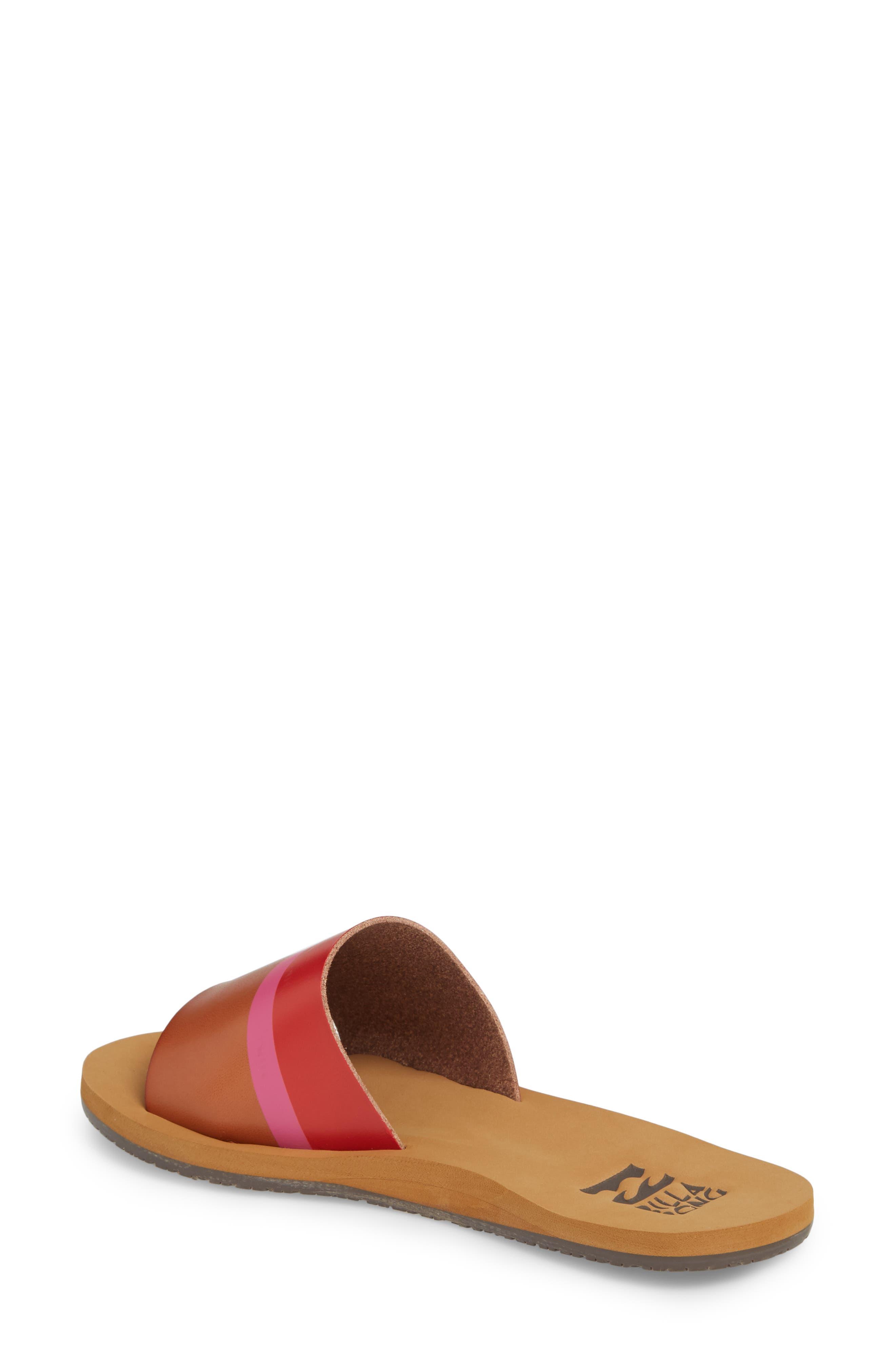 Slide Sandal,                             Alternate thumbnail 2, color,                             Multi