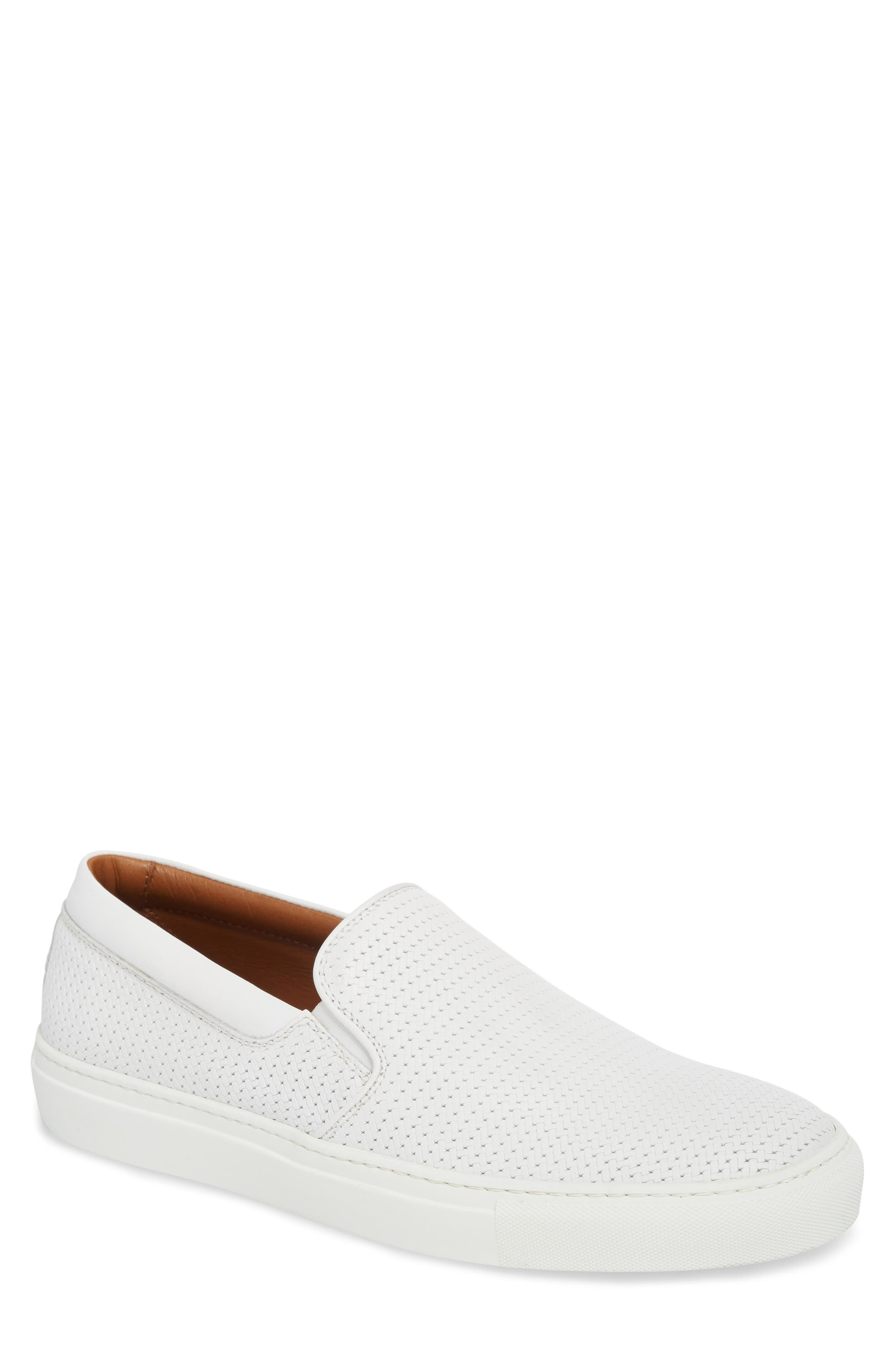 'Anderson' Slip-On,                             Main thumbnail 1, color,                             White