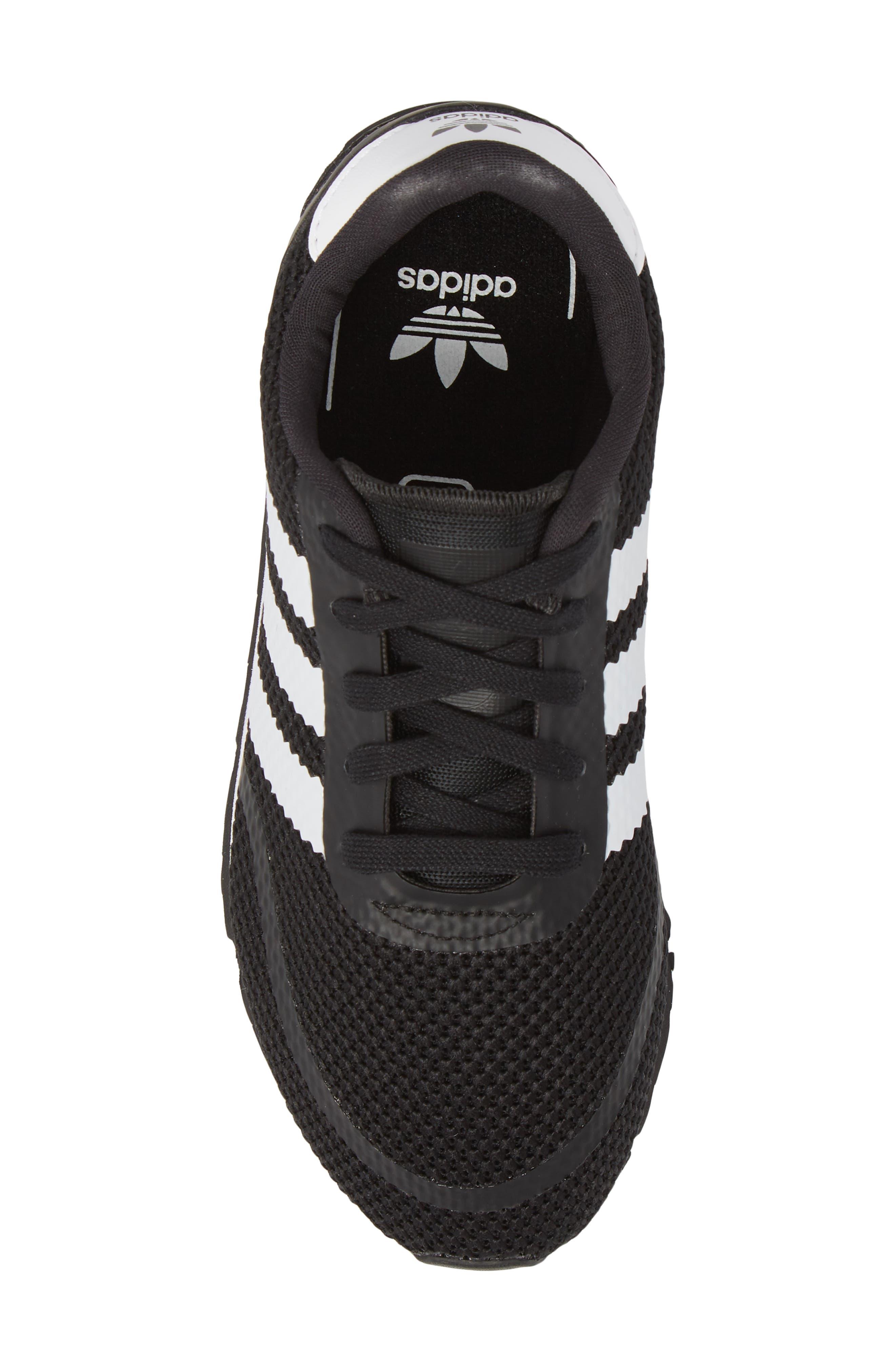 N-5923 Sneaker,                             Alternate thumbnail 6, color,                             Black/ White/ Black