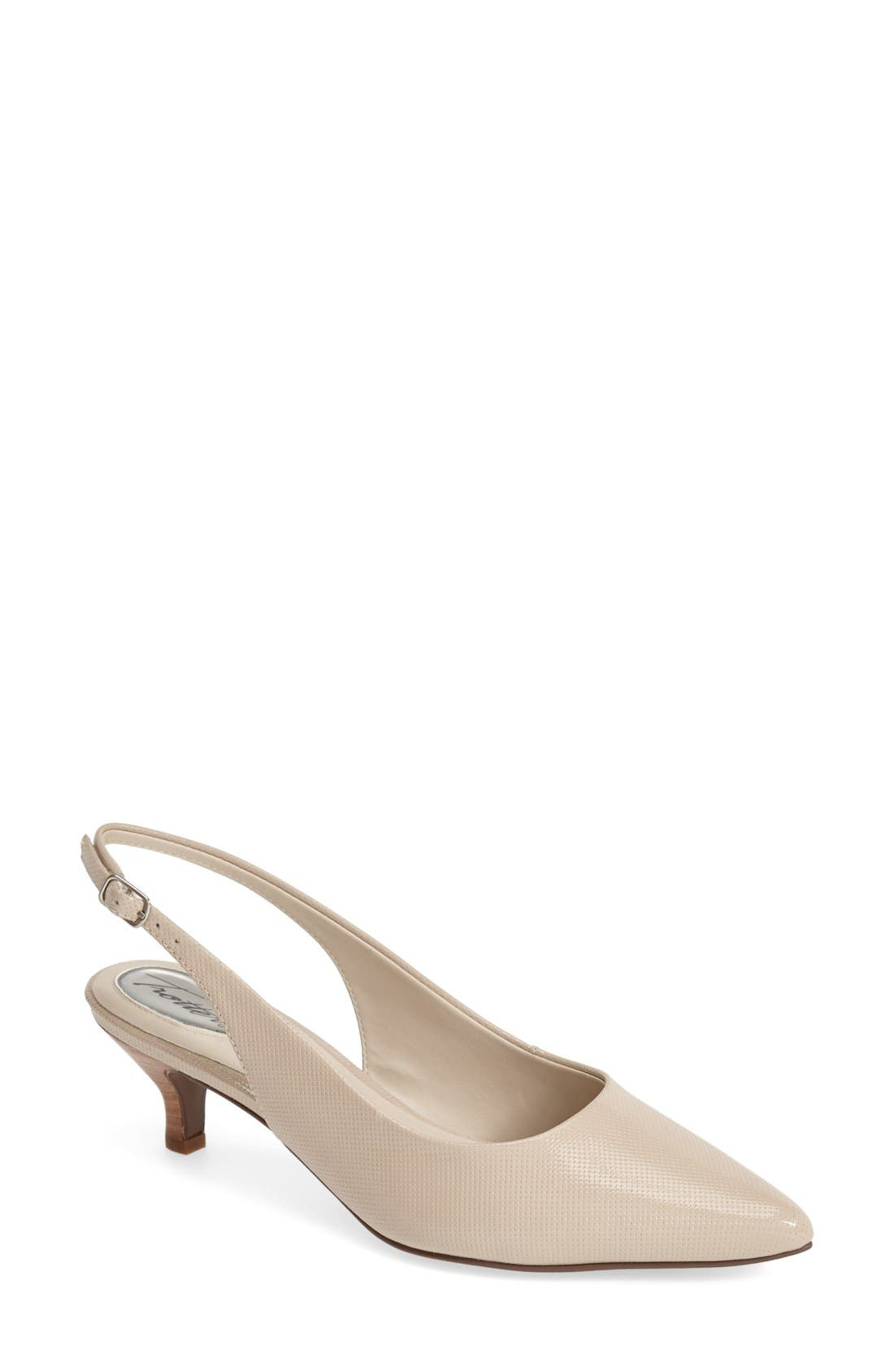 Alternate Image 1 Selected - Trotters 'Prima' Pump (Women)
