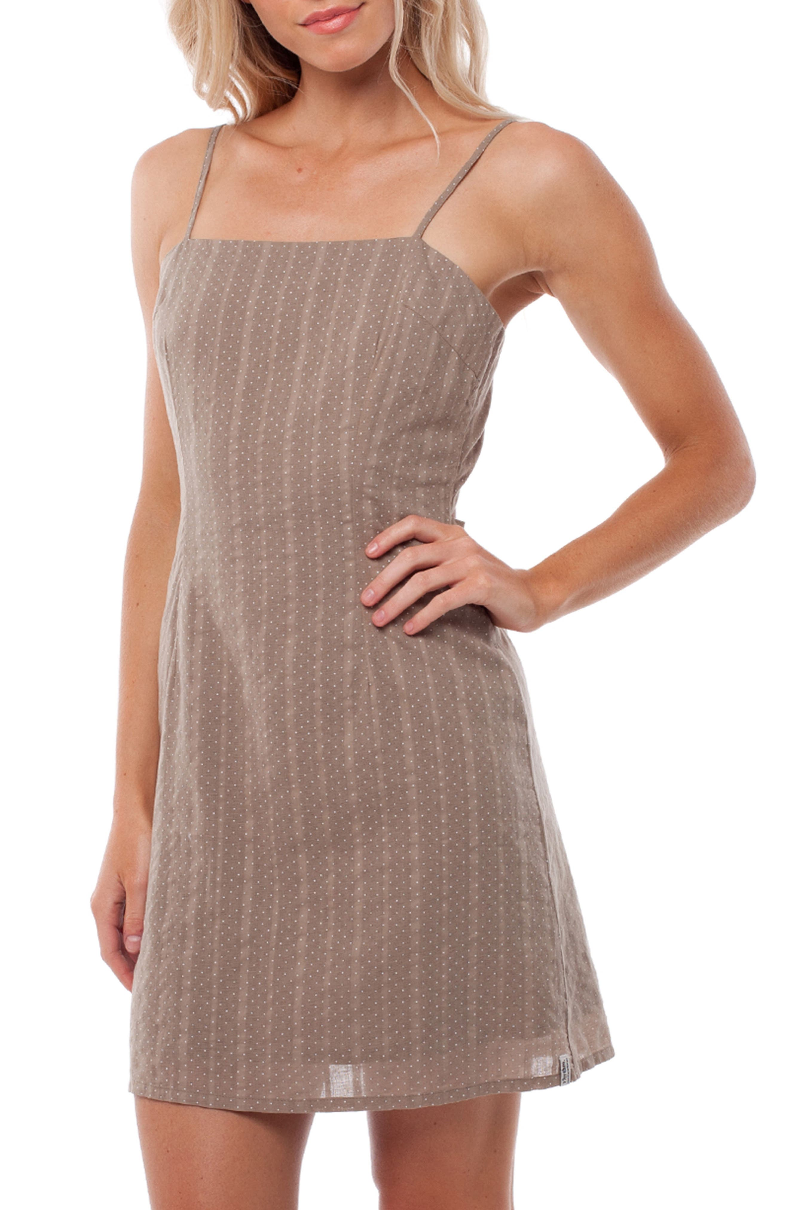 Messina Cover-Up Dress,                             Main thumbnail 1, color,                             Chai