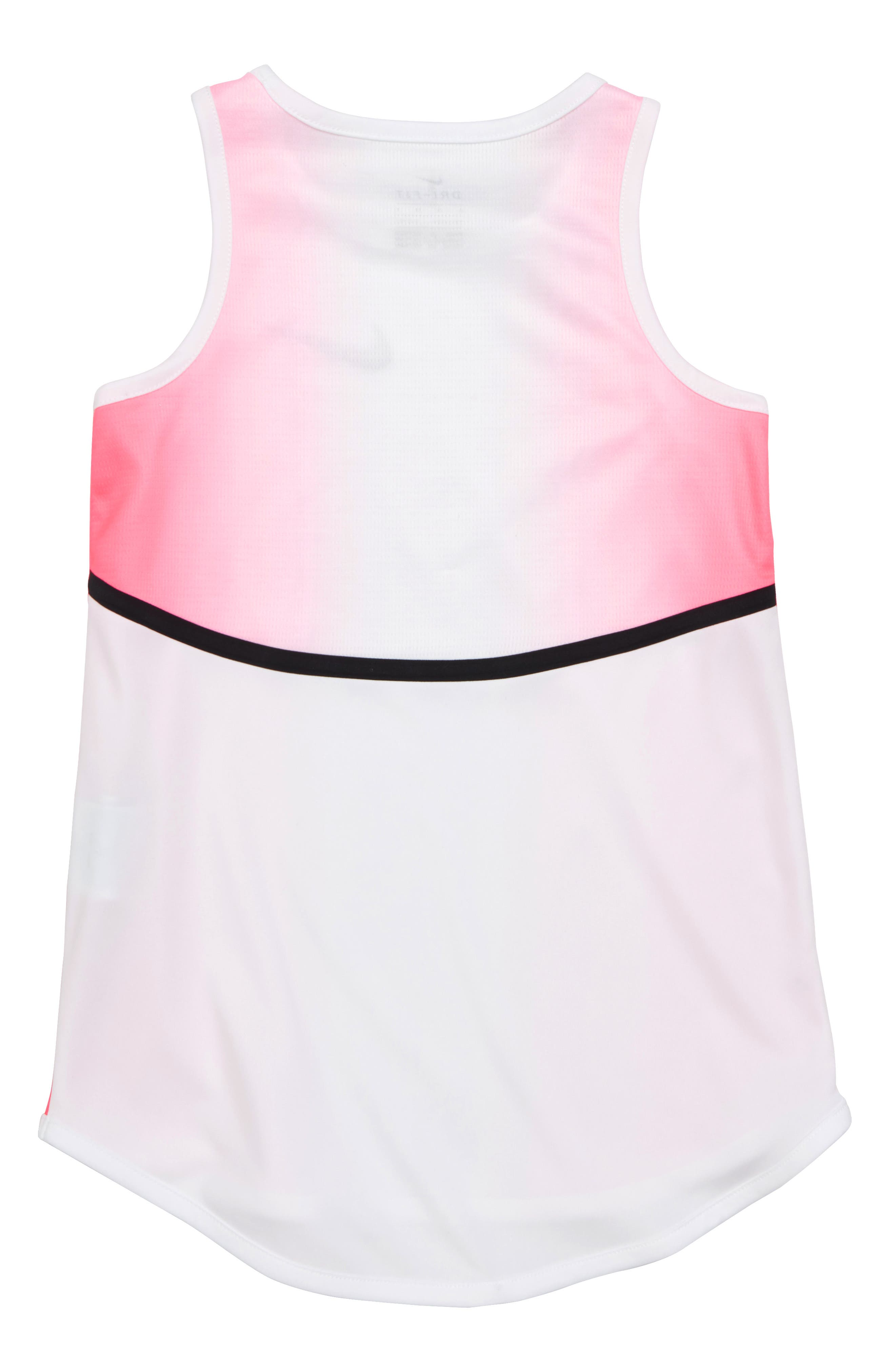 Dry Insta Cool Tank,                             Alternate thumbnail 2, color,                             Racer Pink