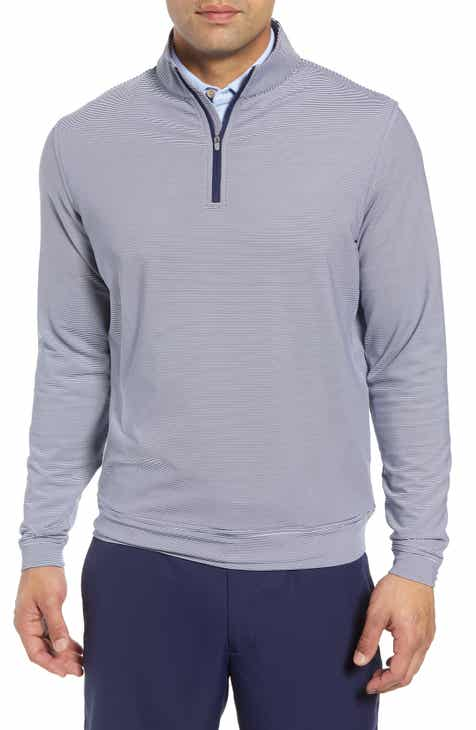 5b8d8843d239 Peter Millar Perth Performance Quarter Zip Pullover