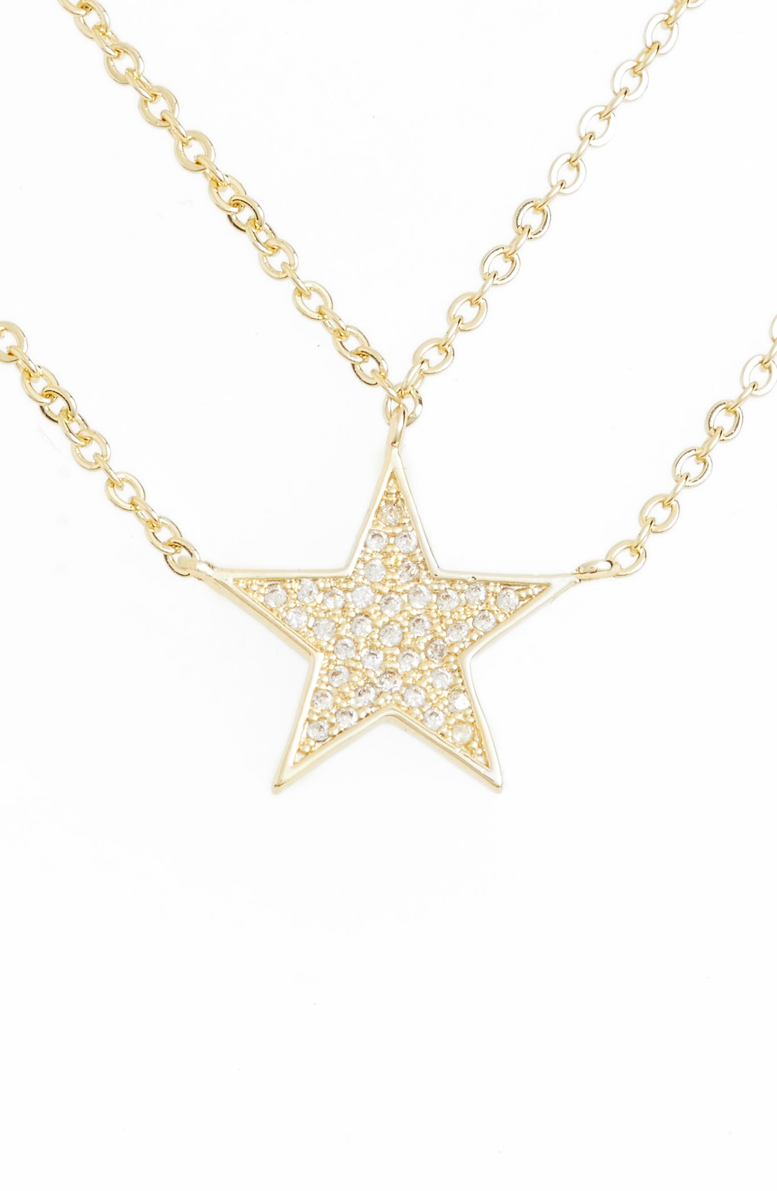 MELINDA MARIA YOU'RE A STAR NECKLACE