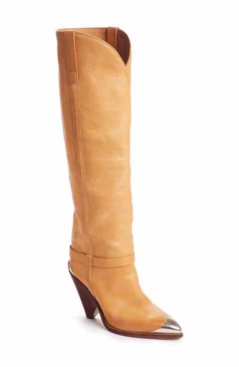 Isabel Marant Lenskee Knee High Boot (Women) fd39f663863c