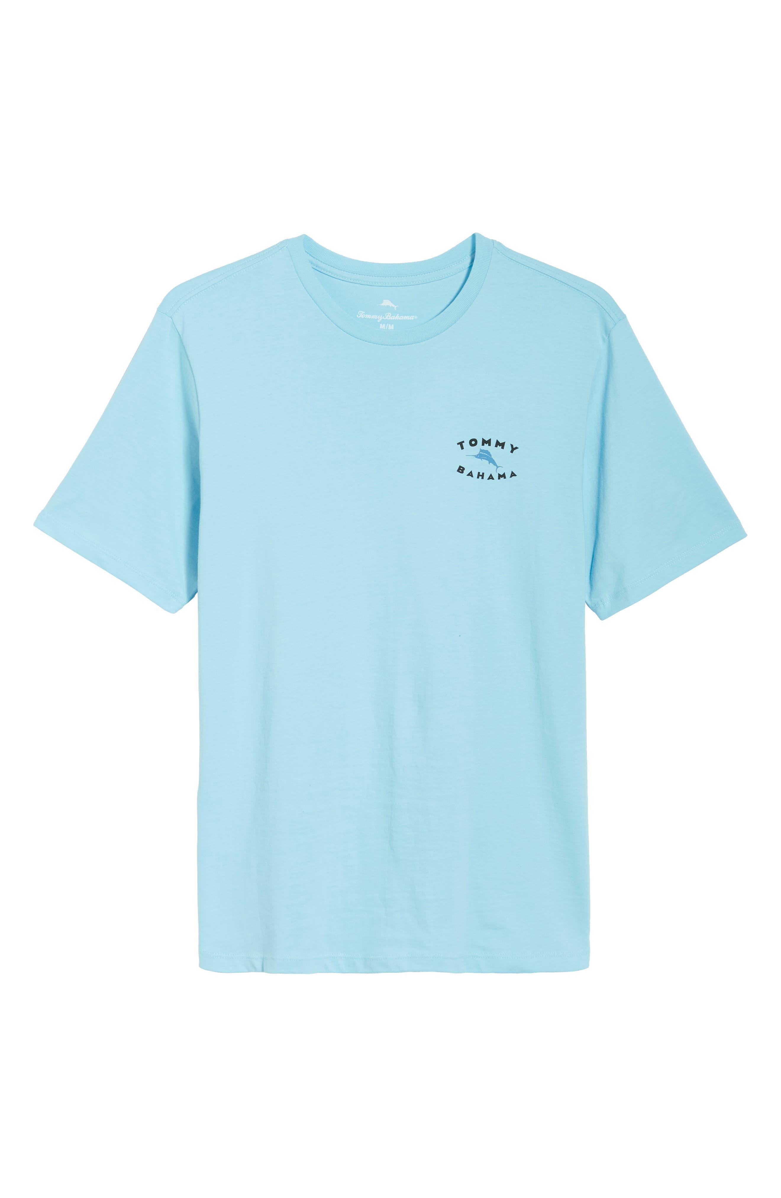 Complete Transparency T-Shirt,                             Alternate thumbnail 6, color,                             Bowtie Blue