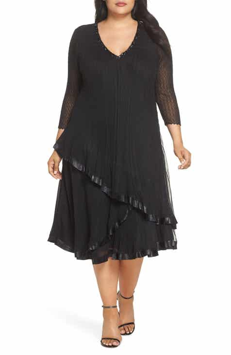 Womens Komarov Plus Size Dresses Nordstrom