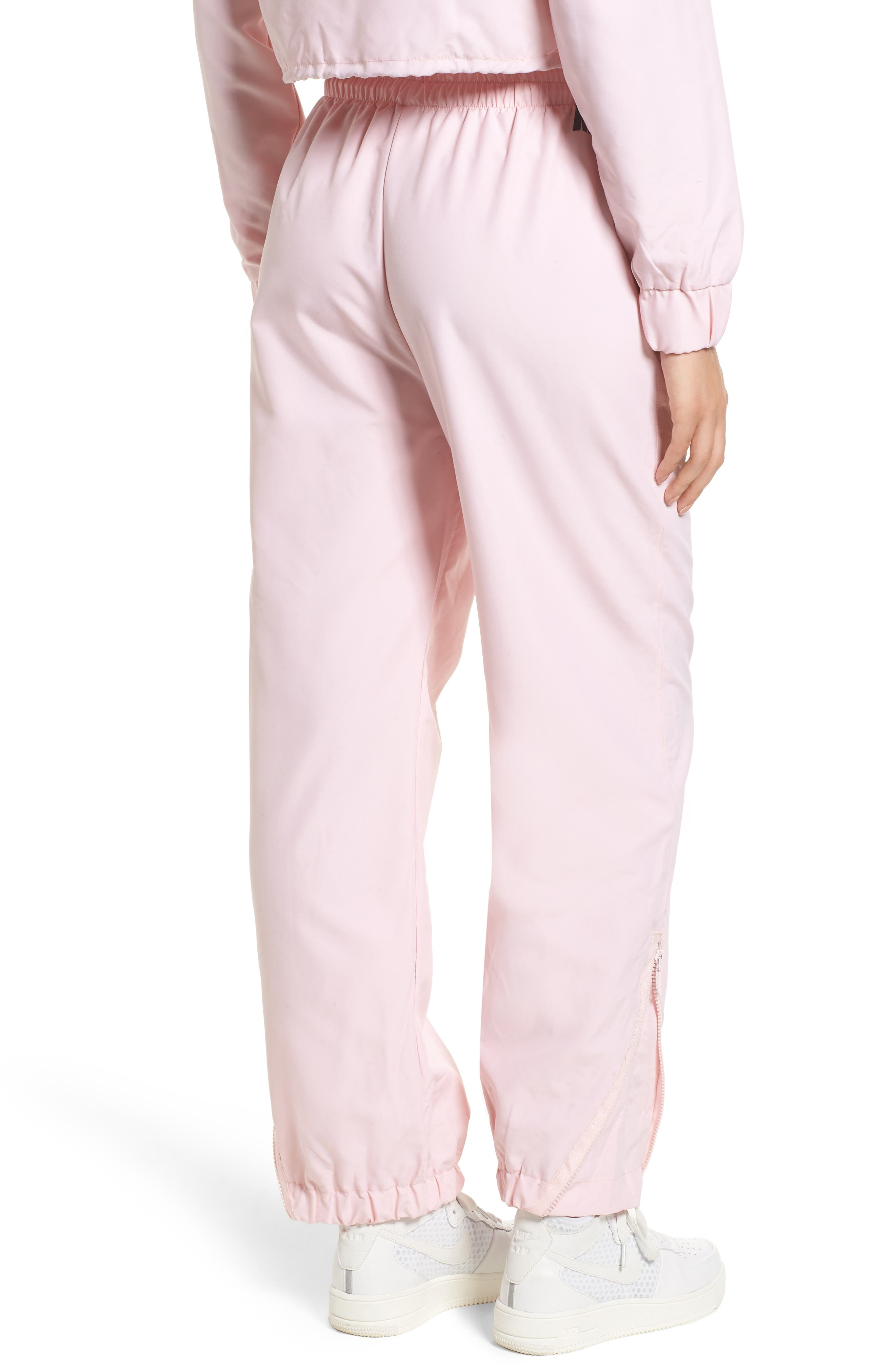 Windbreaker Pants,                             Alternate thumbnail 2, color,                             Pink