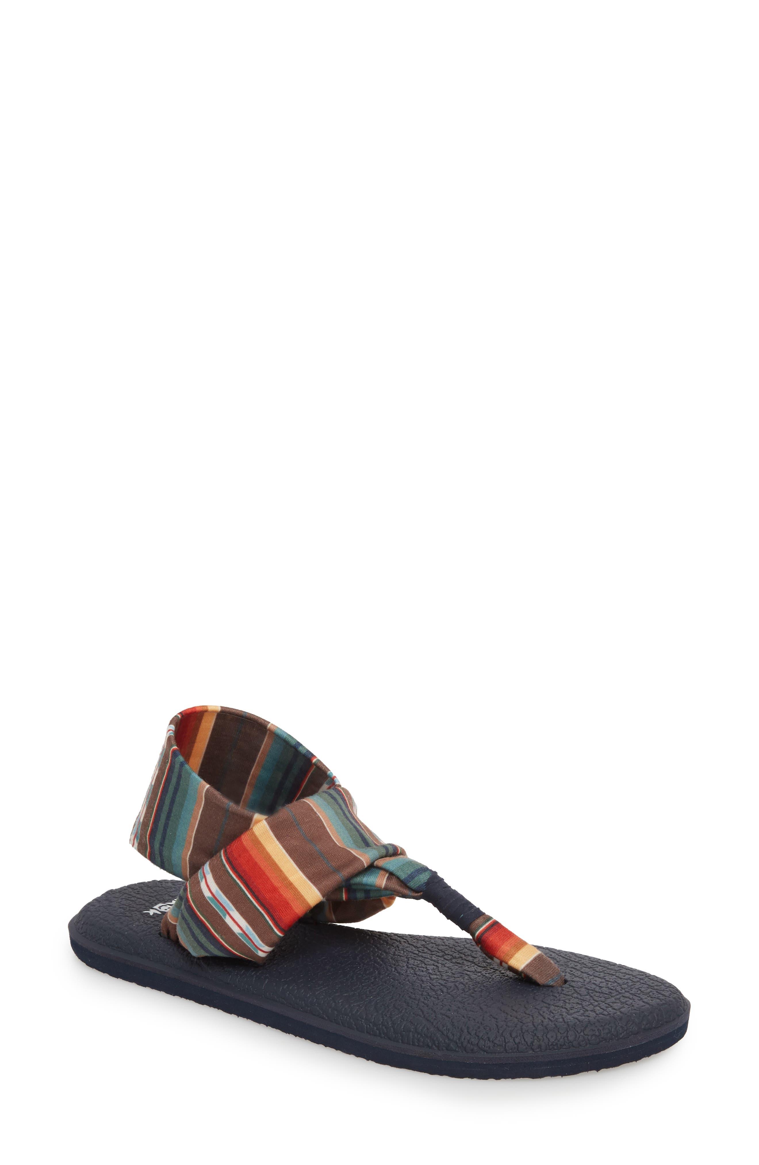 mats sandals flip sanuk flop snuk yoga women fashion s mat womens