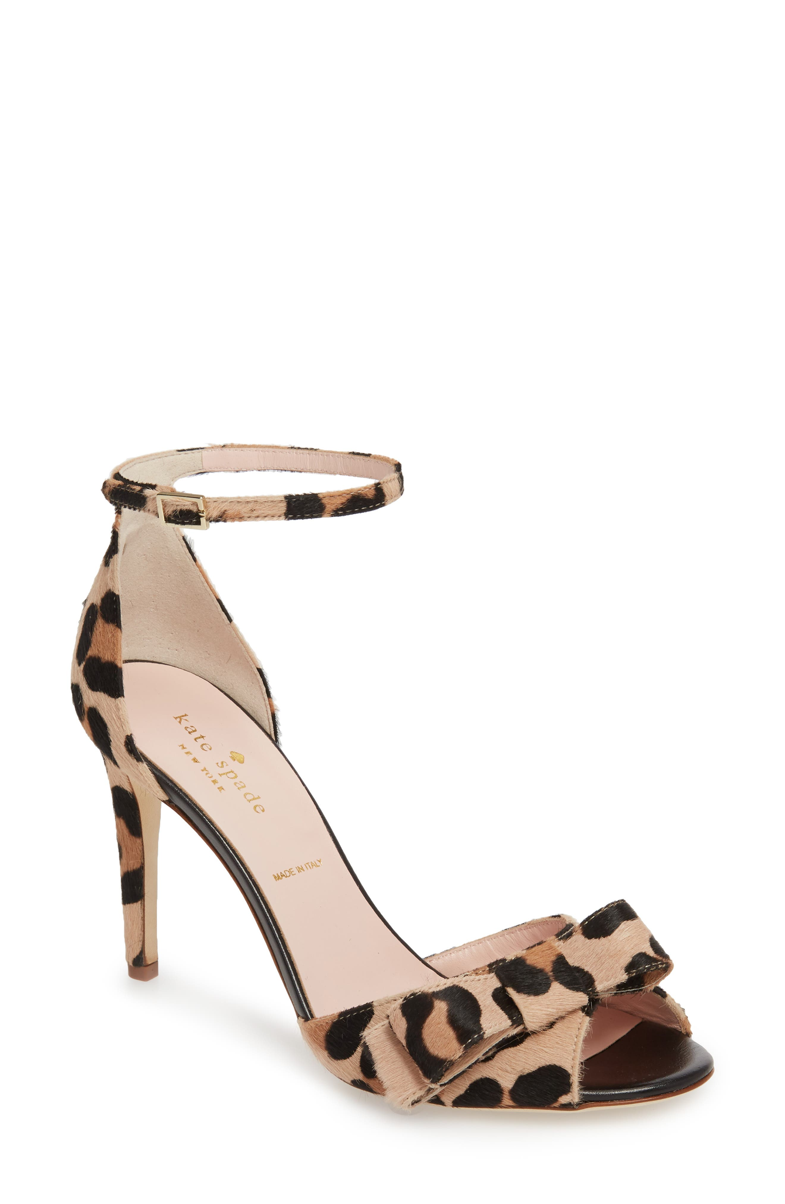 Kate Spade New York Women's Ismay Ankle Strap Sandal
