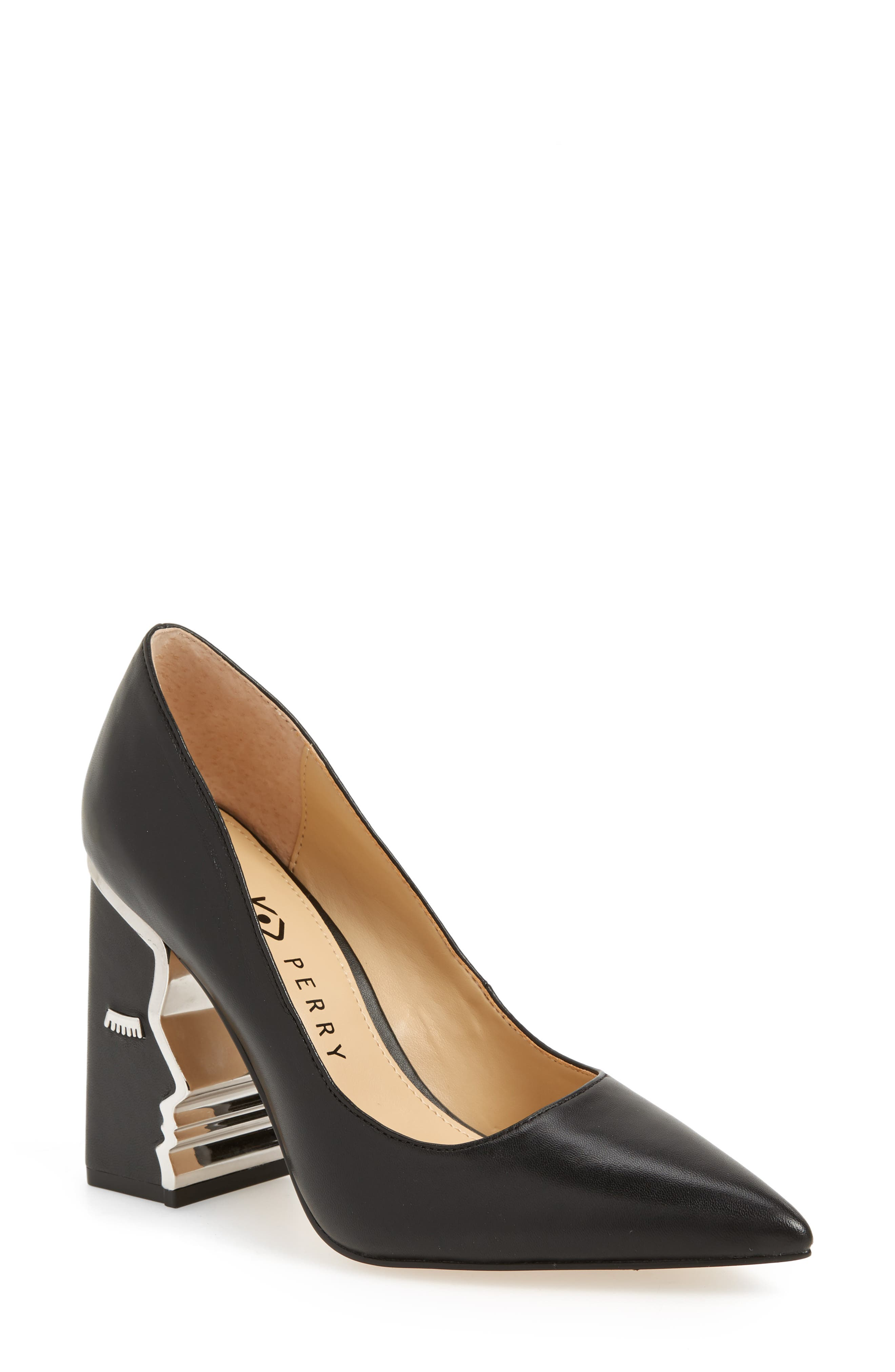 The Celina Pump, Black