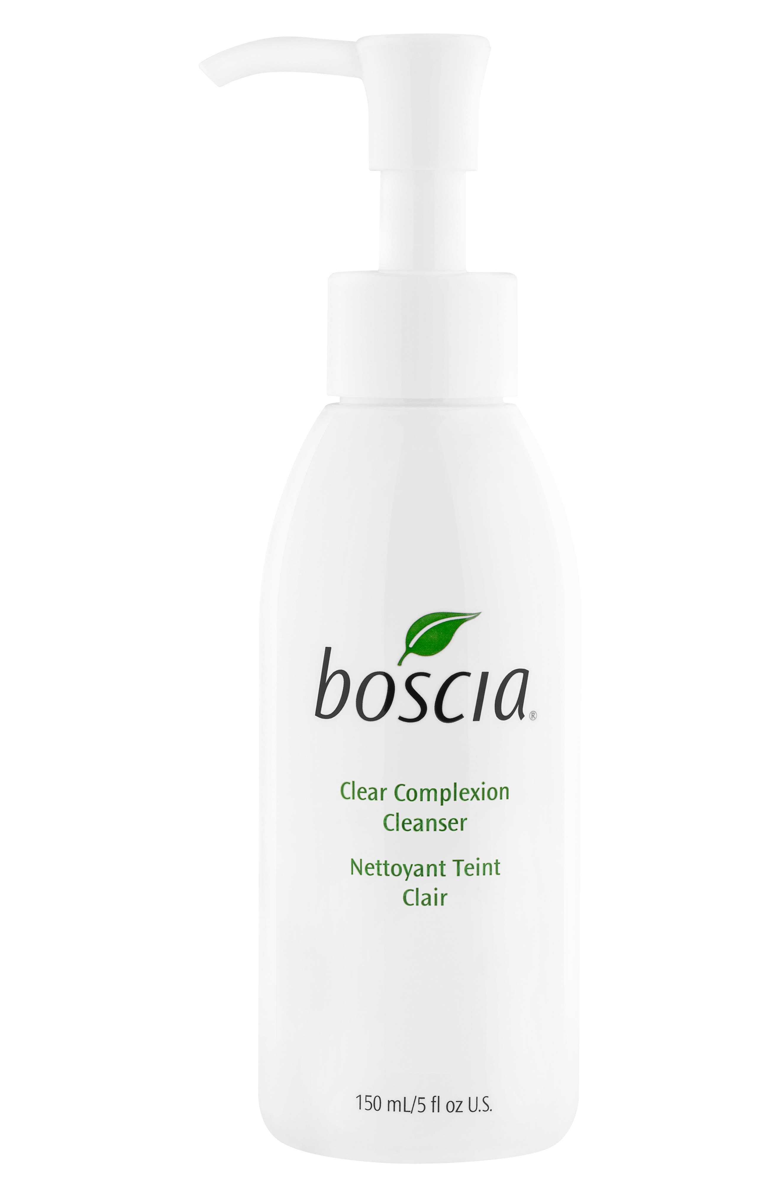 bosica Clear Complexion Cleanser,                             Main thumbnail 1, color,                             No Color