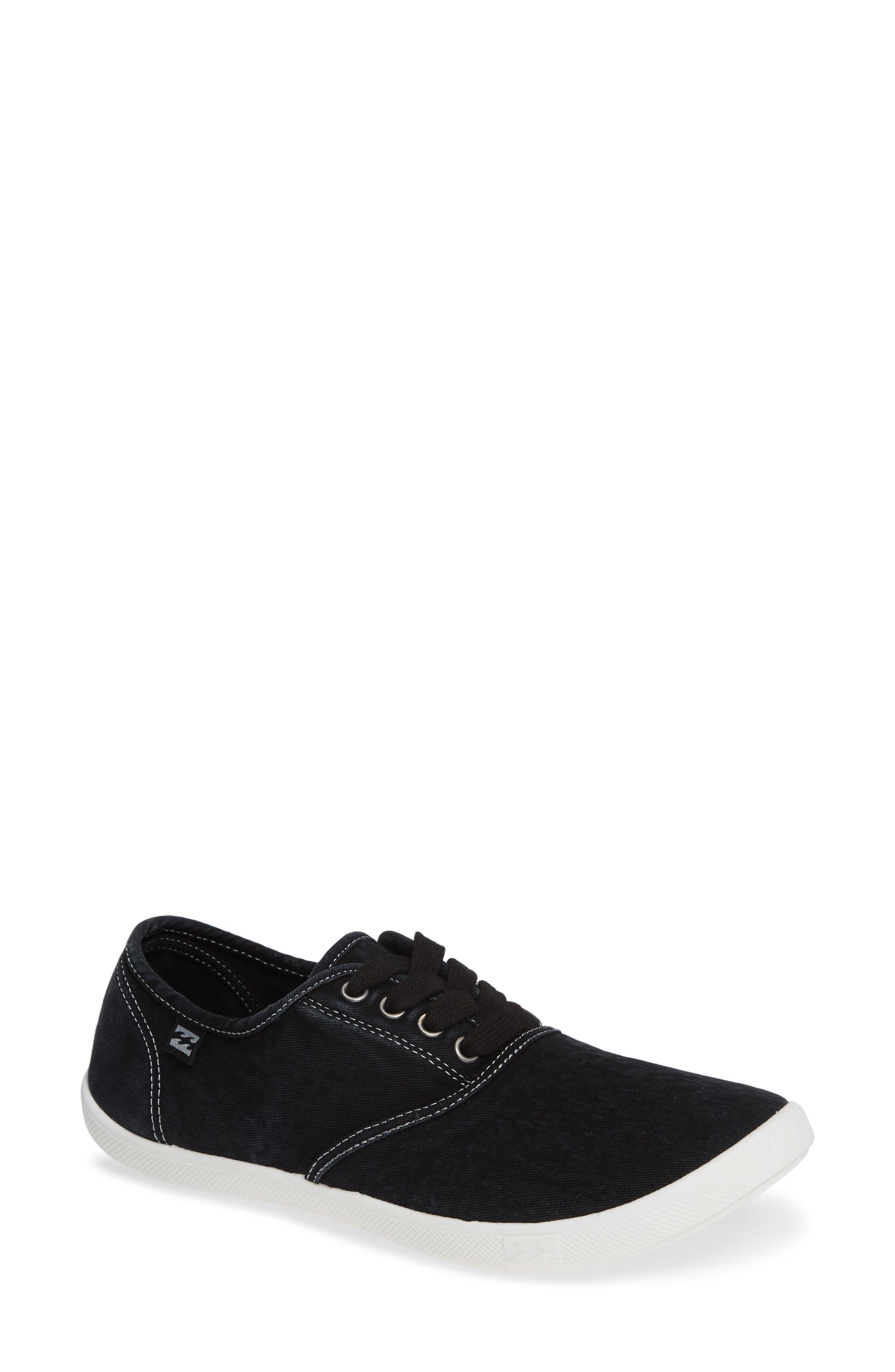 Addy Sneaker,                         Main,                         color, Off Black