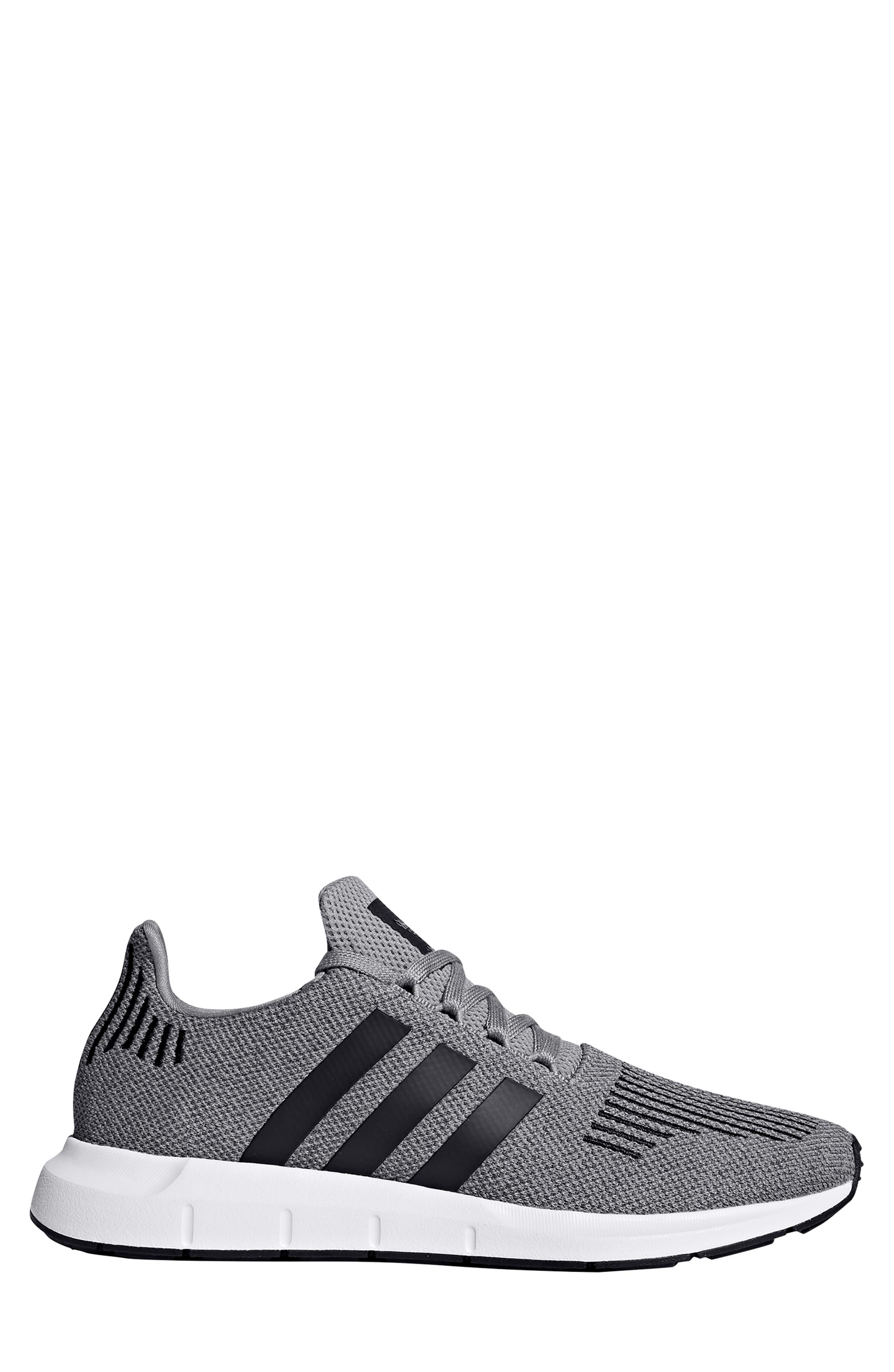 Swift Run Running Shoe,                             Main thumbnail 1, color,                             Grey/ Black/ Medium Grey