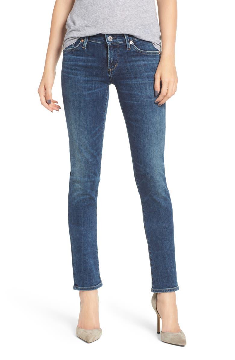 Racer Slim Jeans