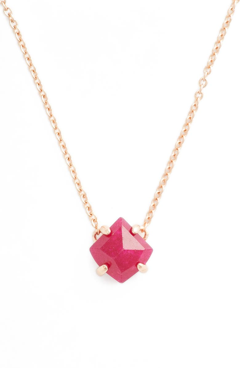 Resin Pendant Necklace | Nordstrom
