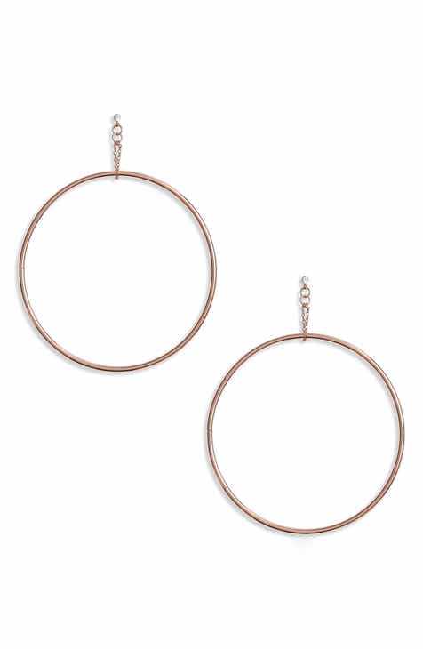 Uncommon James by Kristin Cavallari Kingsley Hoop Earrings