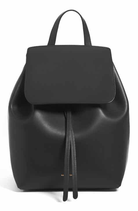 cd450eda02 Mansur Gavriel Mini Leather Backpack