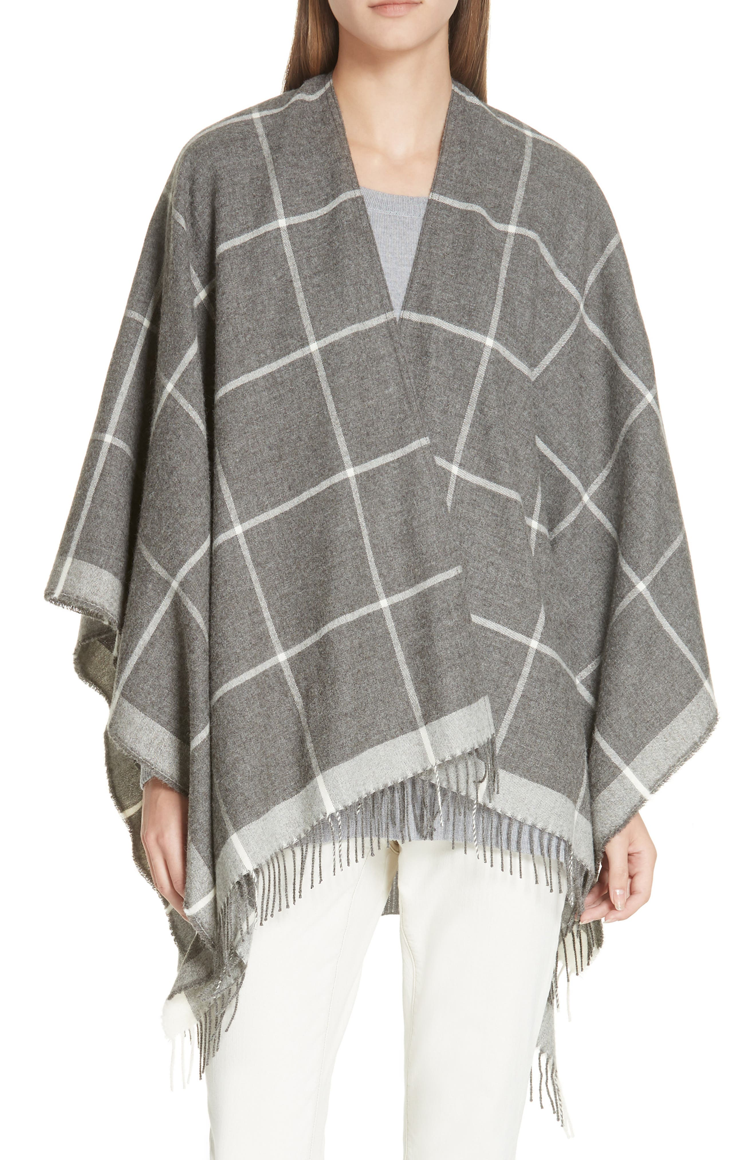 2b8235598f41 Women s Capes   Ponchos Sweaters