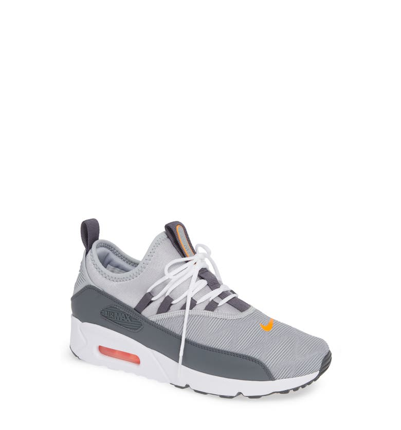 10ec8a6ab9cb6 Source · NIKE MEN S AIR MAX 90 EZ SE CASUAL SNEAKERS FROM FINISH LINE GREY