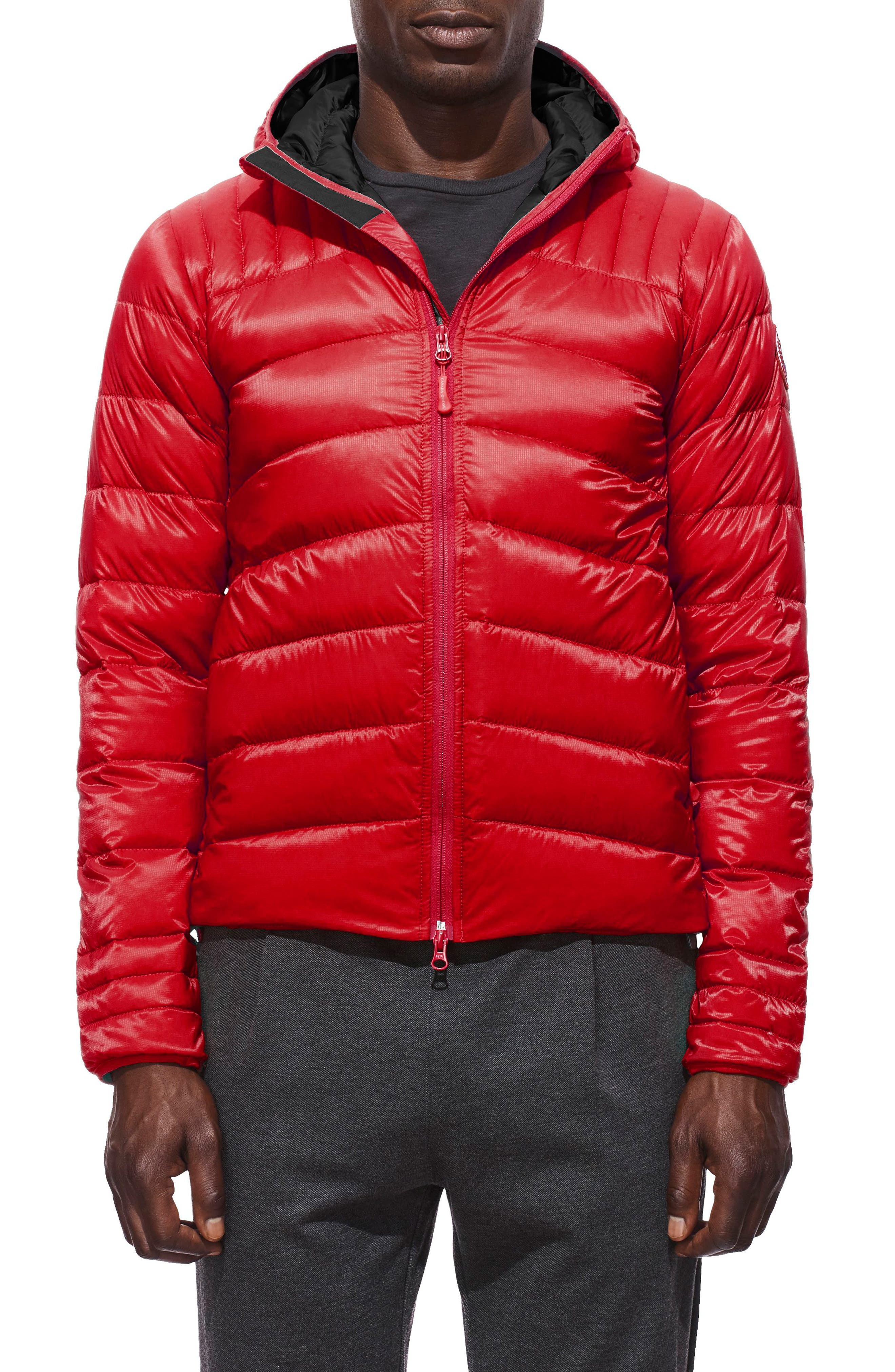 Canada Goose Brookvale Hooded Down Jacket