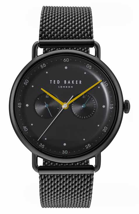 4541aa101 Ted Baker London Mesh Strap Watch