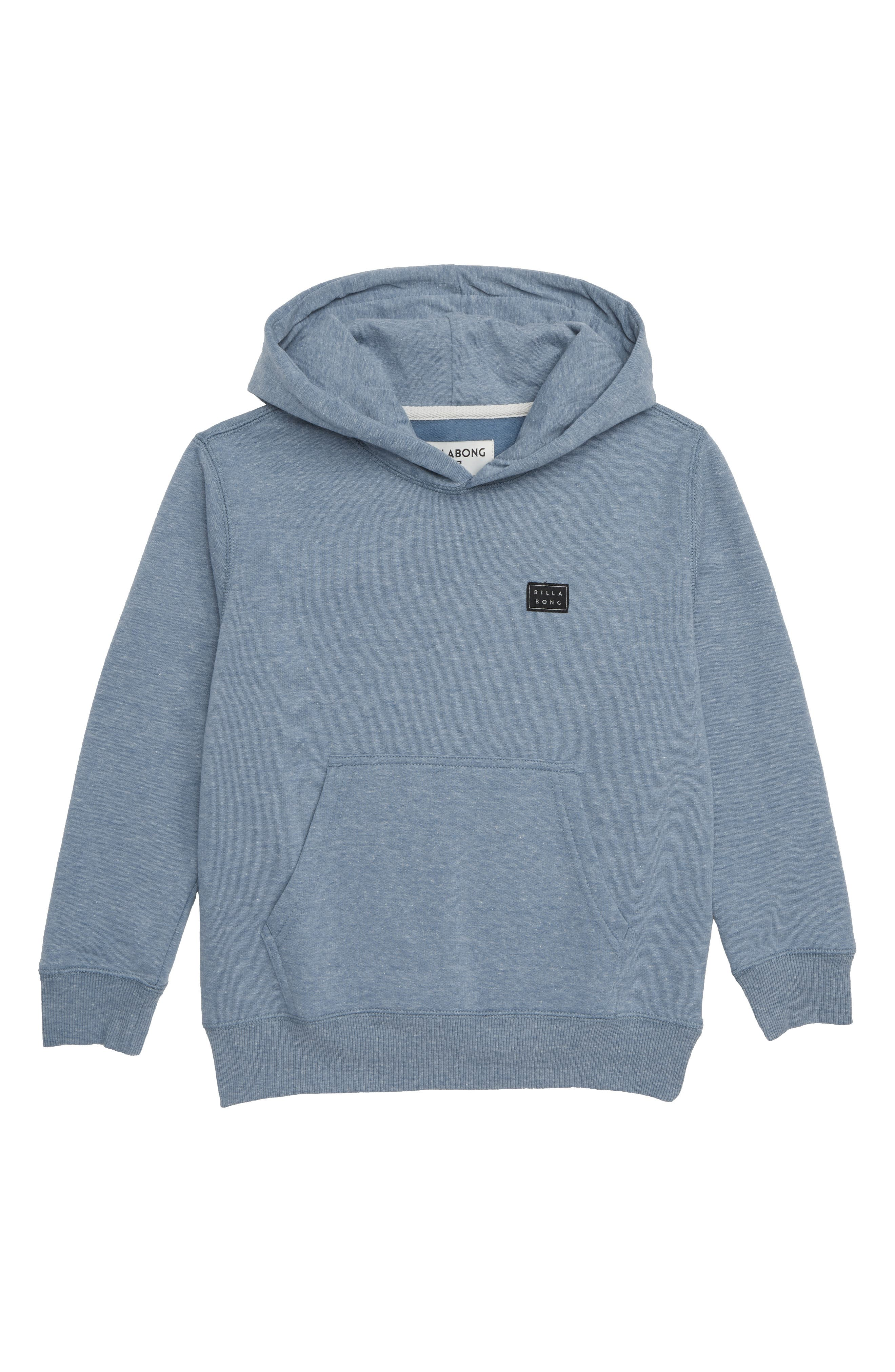 All Day Hoodie,                         Main,                         color, Washed Blue