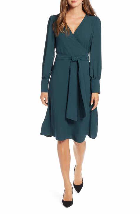 Women\'s Green Dresses   Nordstrom