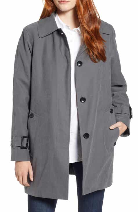 London Fog Water Repellent Rain Jacket by LONDON FOG