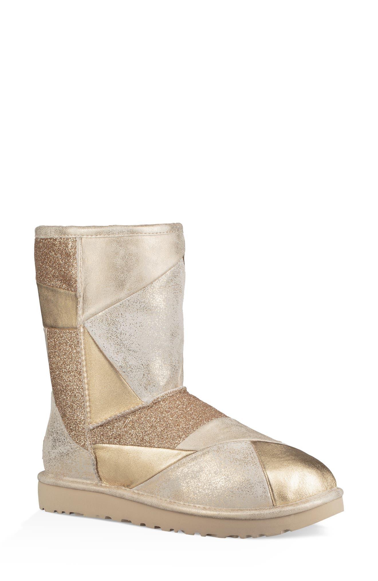 ugg boots Classic short II rosa