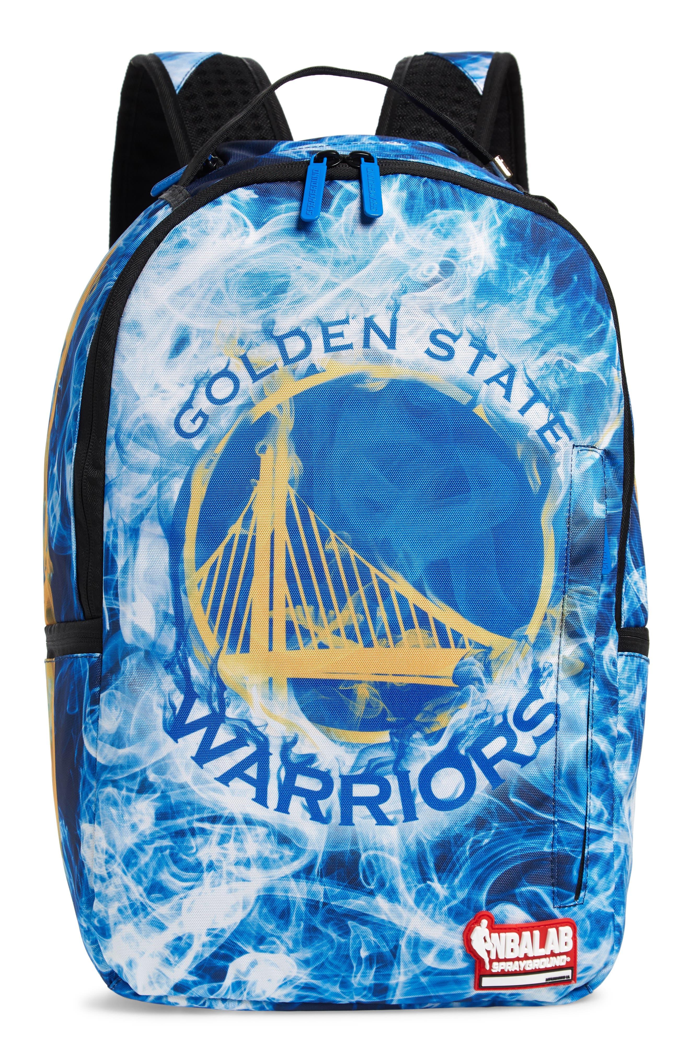 Golden State Smoke Backpack,                         Main,                         color, Blue