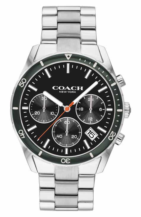 Coach Thompson Sport Chronograph Bracelet Watch 41mm