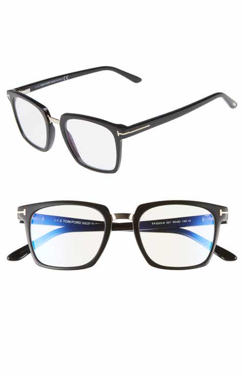 e973e11d6a156 Tom Ford 50mm Blue Block Optical Glasses