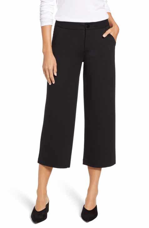 7928d623db322 Jag Jeans Blair Crop Wide Leg Ponte Pants