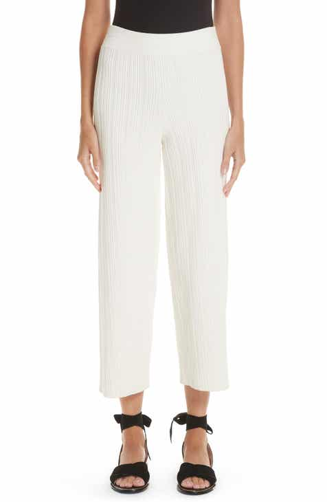 Yigal Azrouël Fortuny Ottoman Knit Pants by Yigal Azrouel