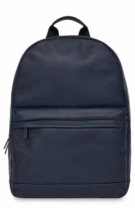 KNOMO London Barbican Albion Leather Backpack f12f1872e4228
