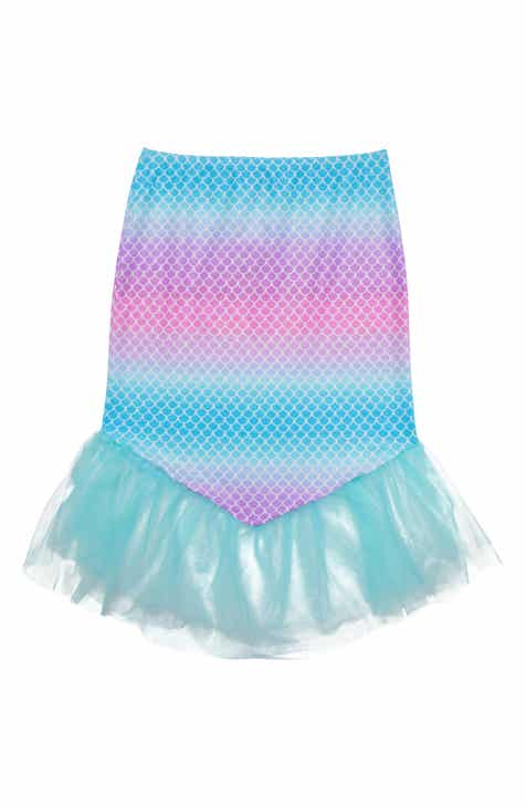 e70590abb625e Hula Star Atlantis Mermaid Cover-Up Skirt (Little Girls)