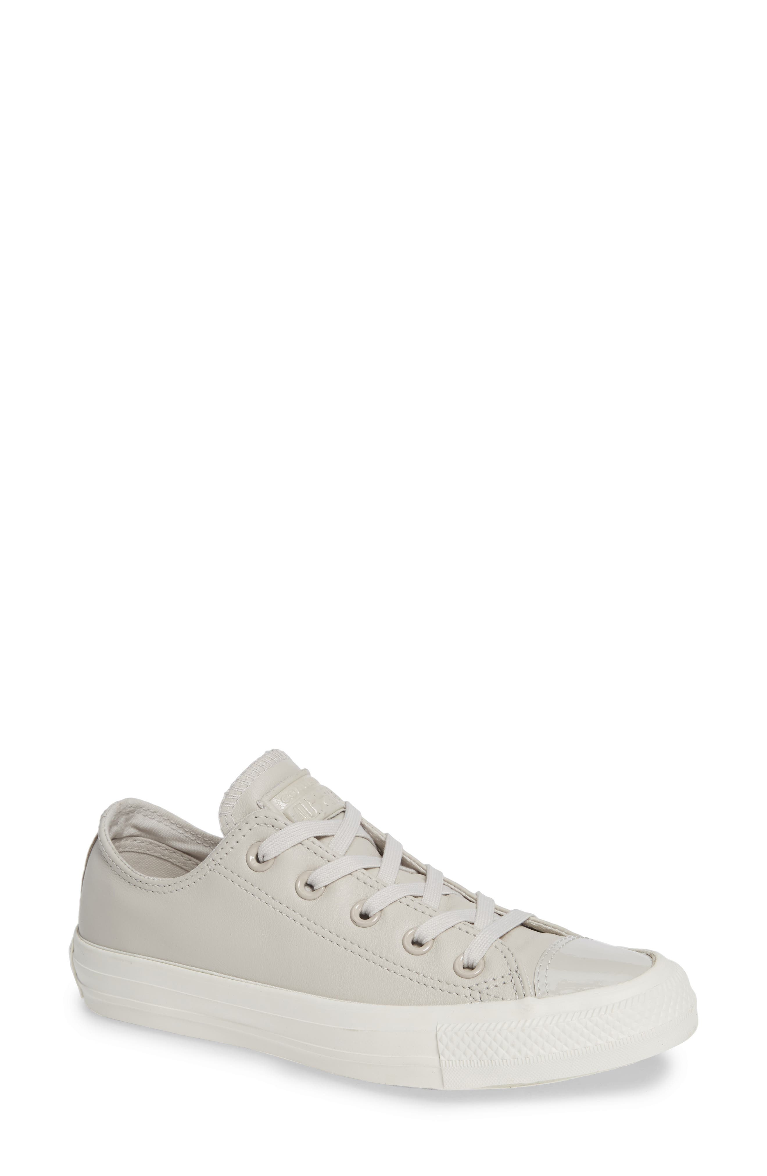 1c0493e932fec6 ... coupon for converse all star leather patent low top sneaker women 5d123  0b598
