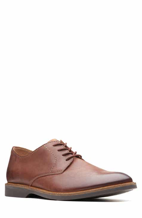 6e675c3fefa Clarks® Atticus Plain Toe Derby (Men)